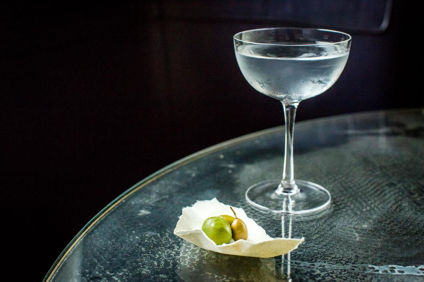 Where to Drink Martinis in London