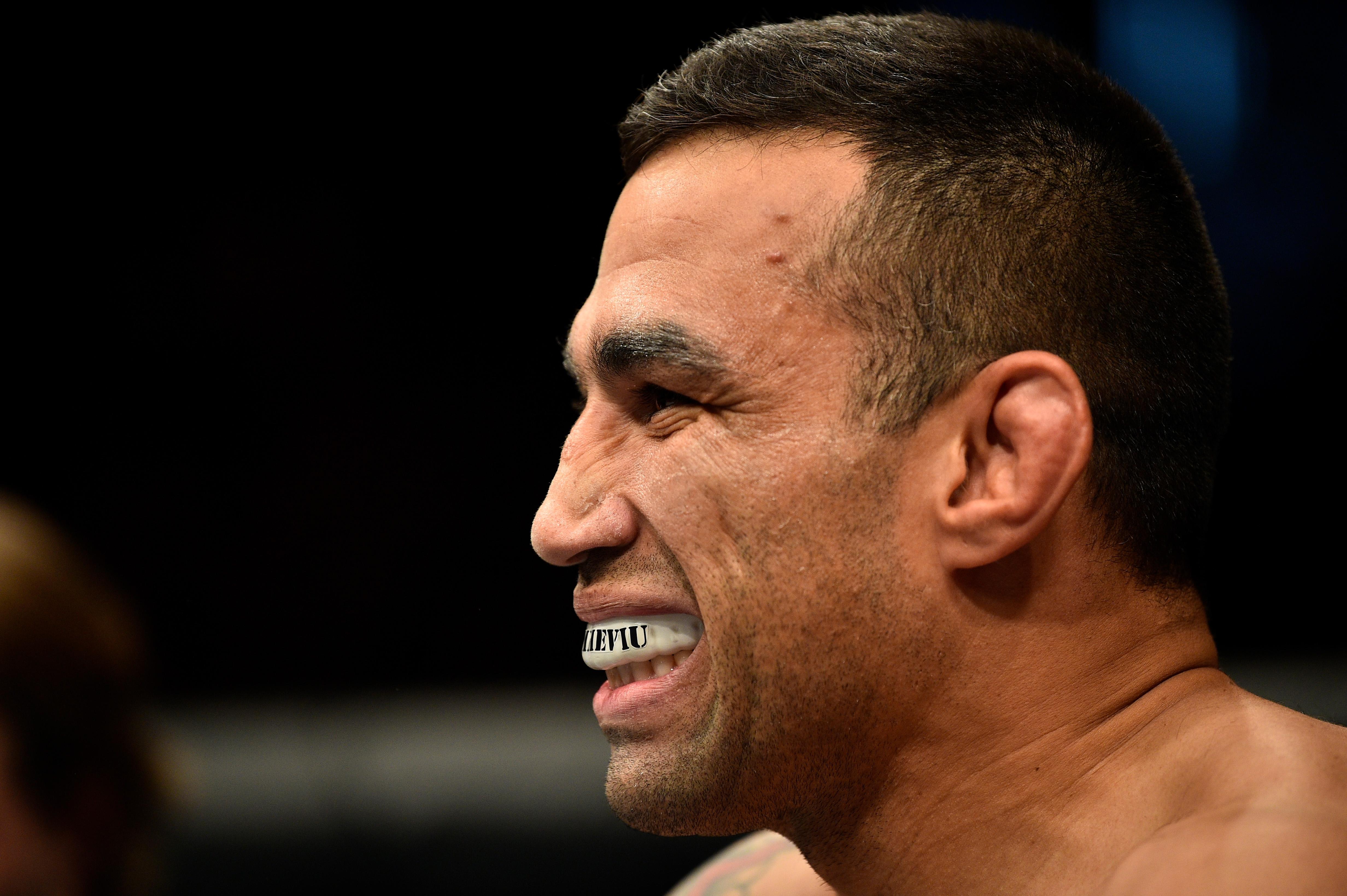 UFC Fight Night: Werdum v Volkov