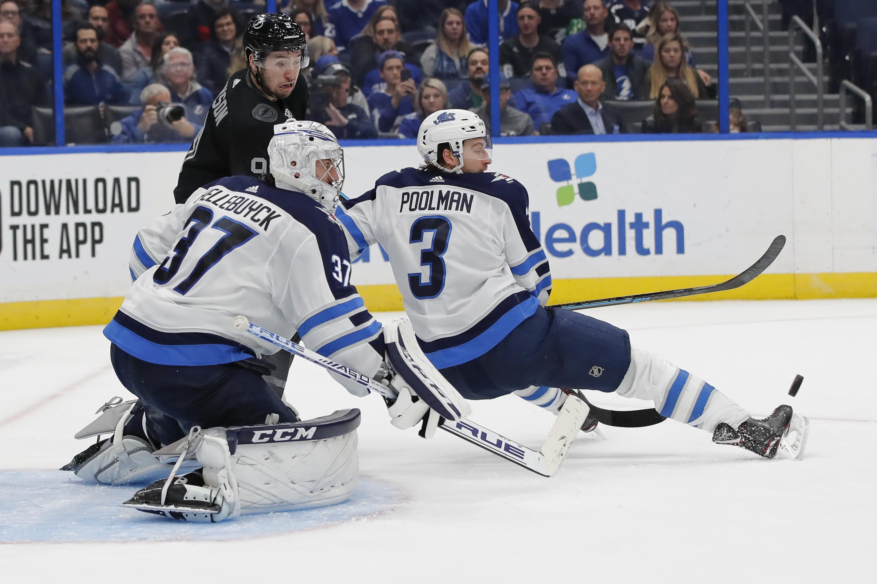 NHL: NOV 16 Jets at Lightning