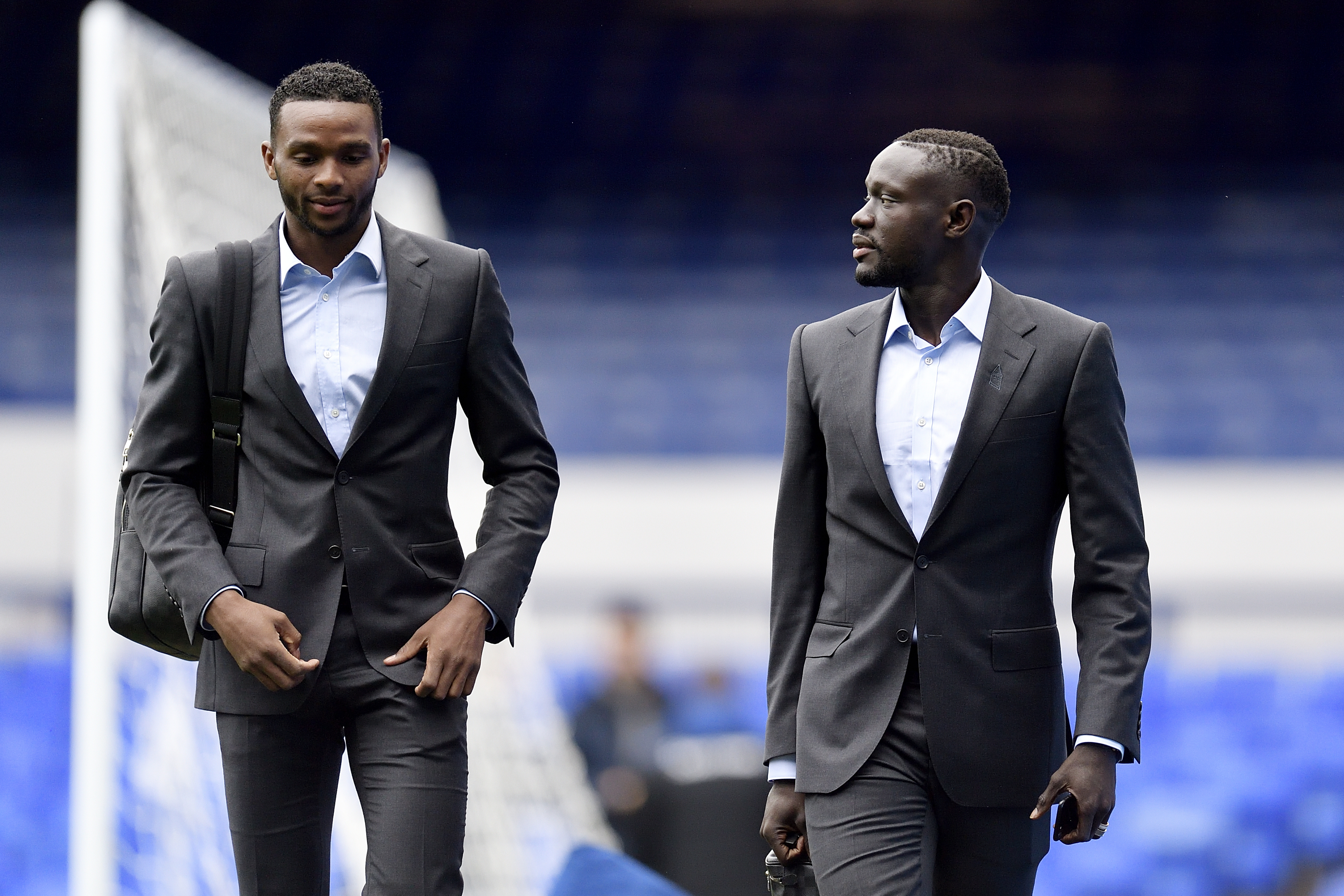 Ancelotti provides transfer update on two Everton players