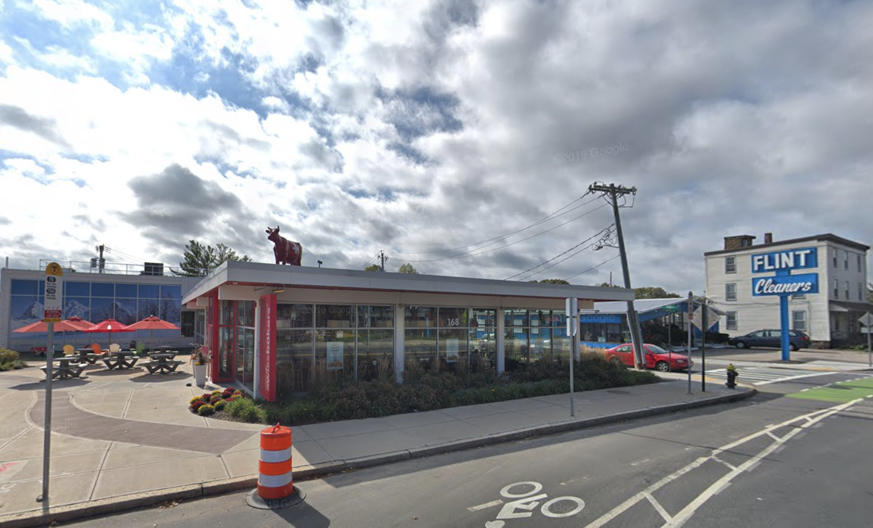 Swissbäkers, Known for its Pretzels, Reopens in Allston