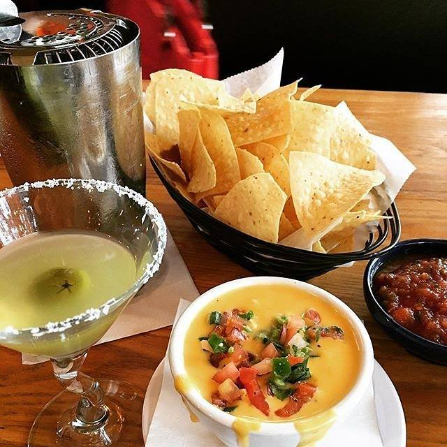 Queso at Trudy's