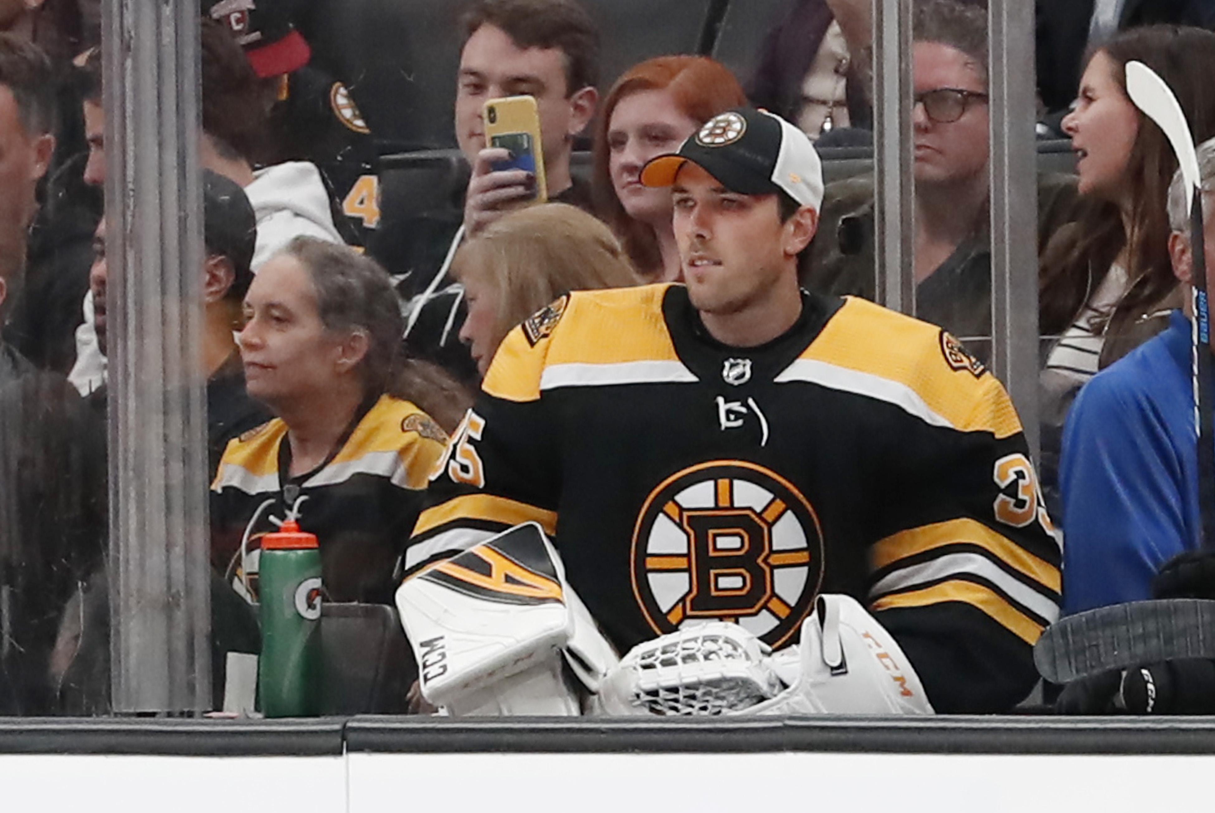 NHL: SEP 25 Preseason - Devils at Bruins