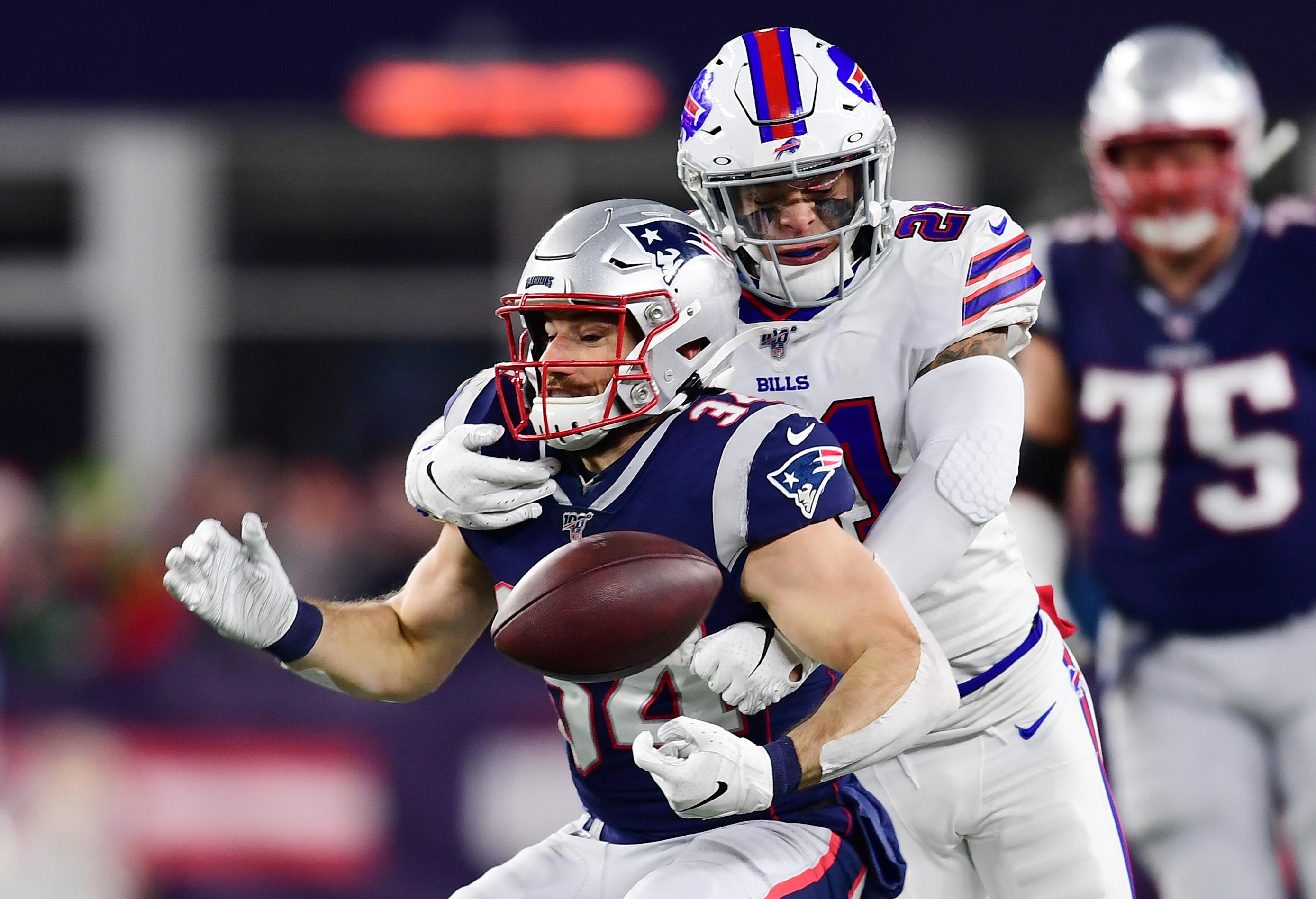 Buffalo Bills vNew England Patriots