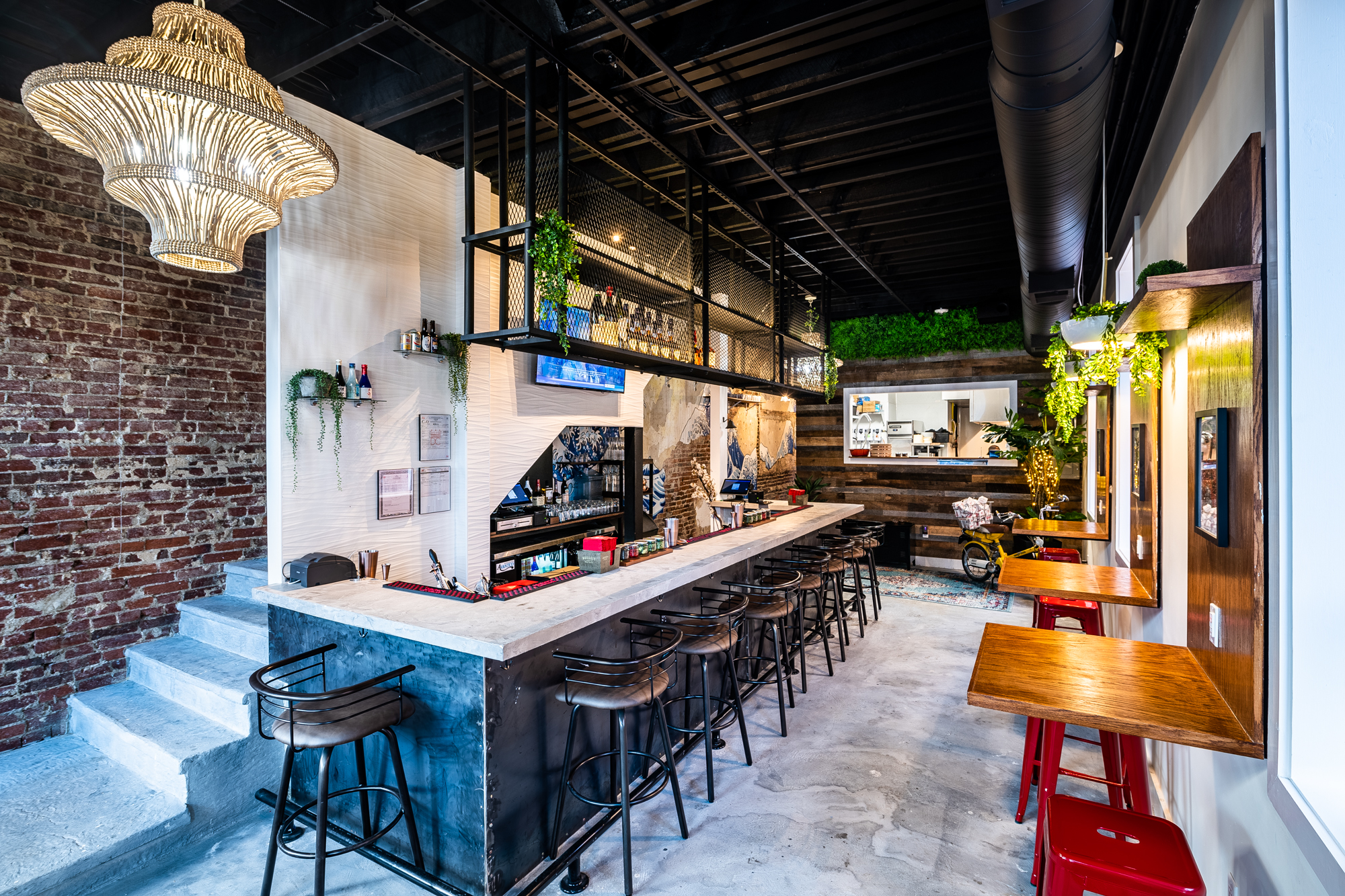 Inside Kitsuen, a New Ramen Bar on H Street Backed by Pusha T