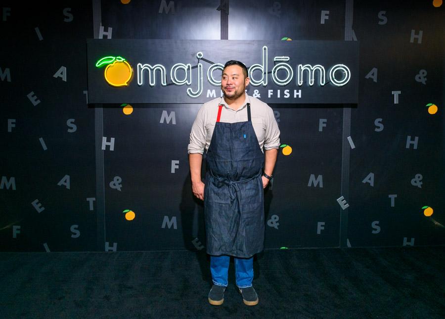 David Chang Now Plans a Korean Barbecue Called Siberia Inside Majordomo