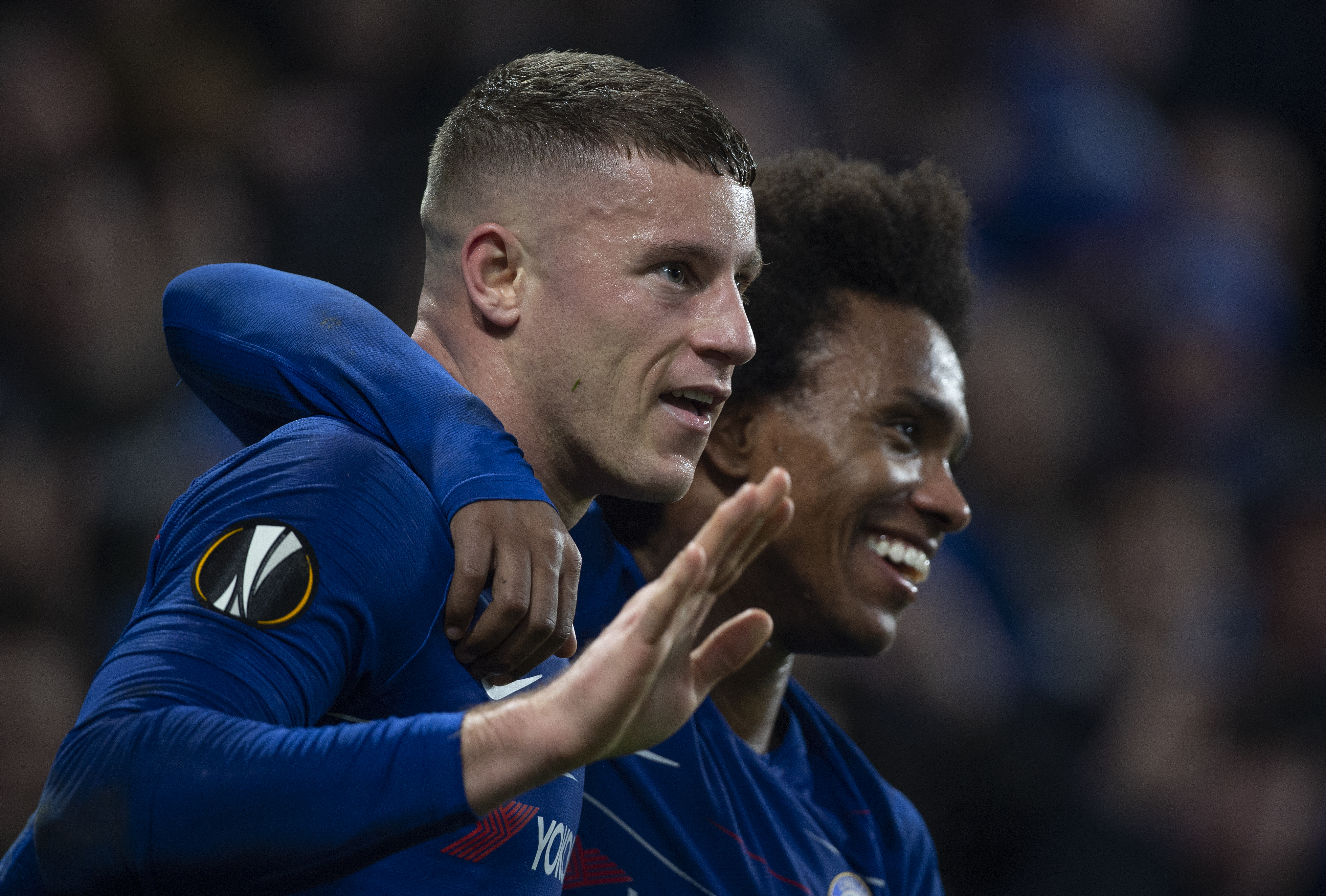 Chelsea reject loan bid for Ross Barkley but West Ham are not giving up — report