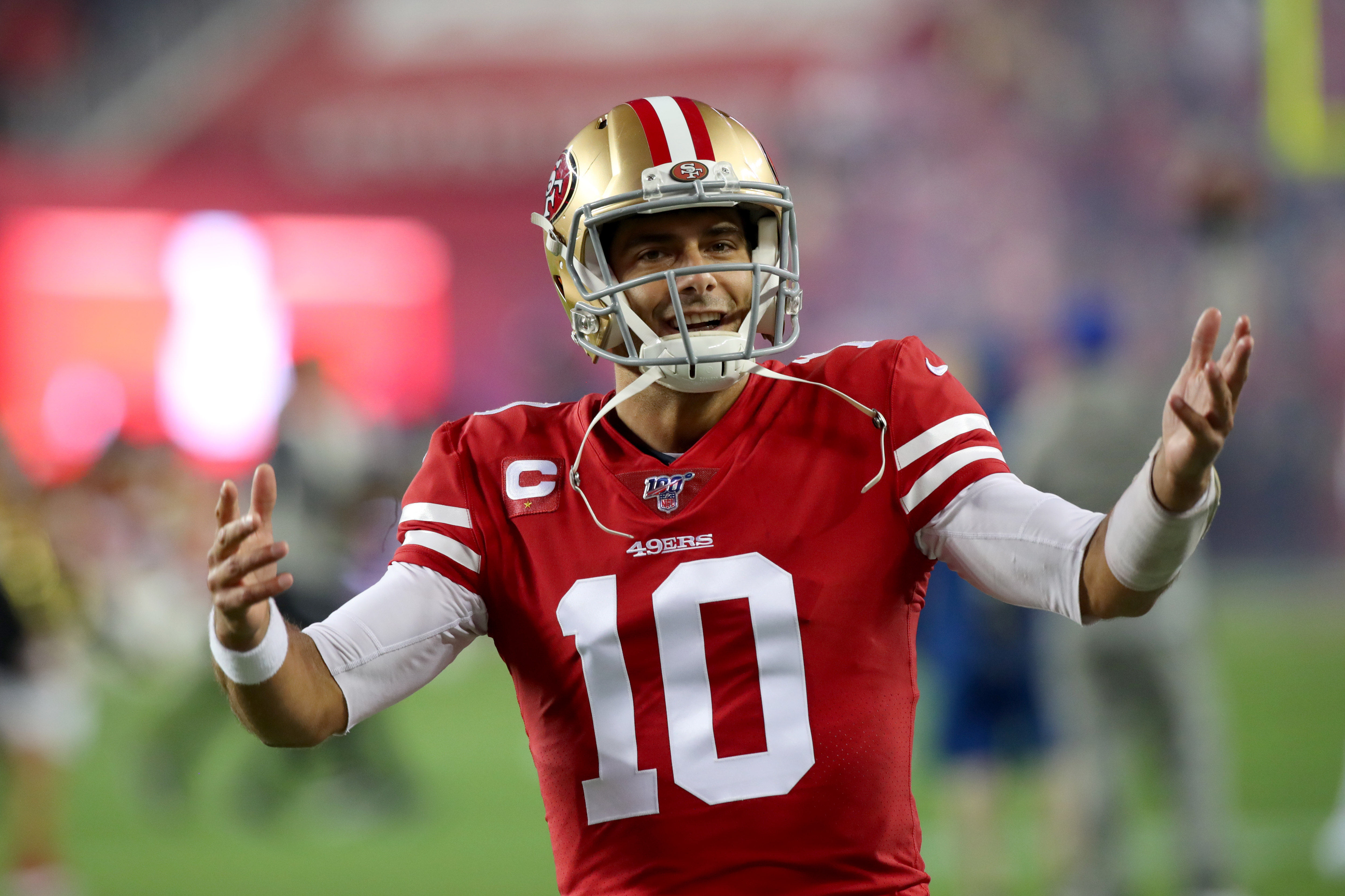 NFL: Los Angeles Rams at San Francisco 49ers