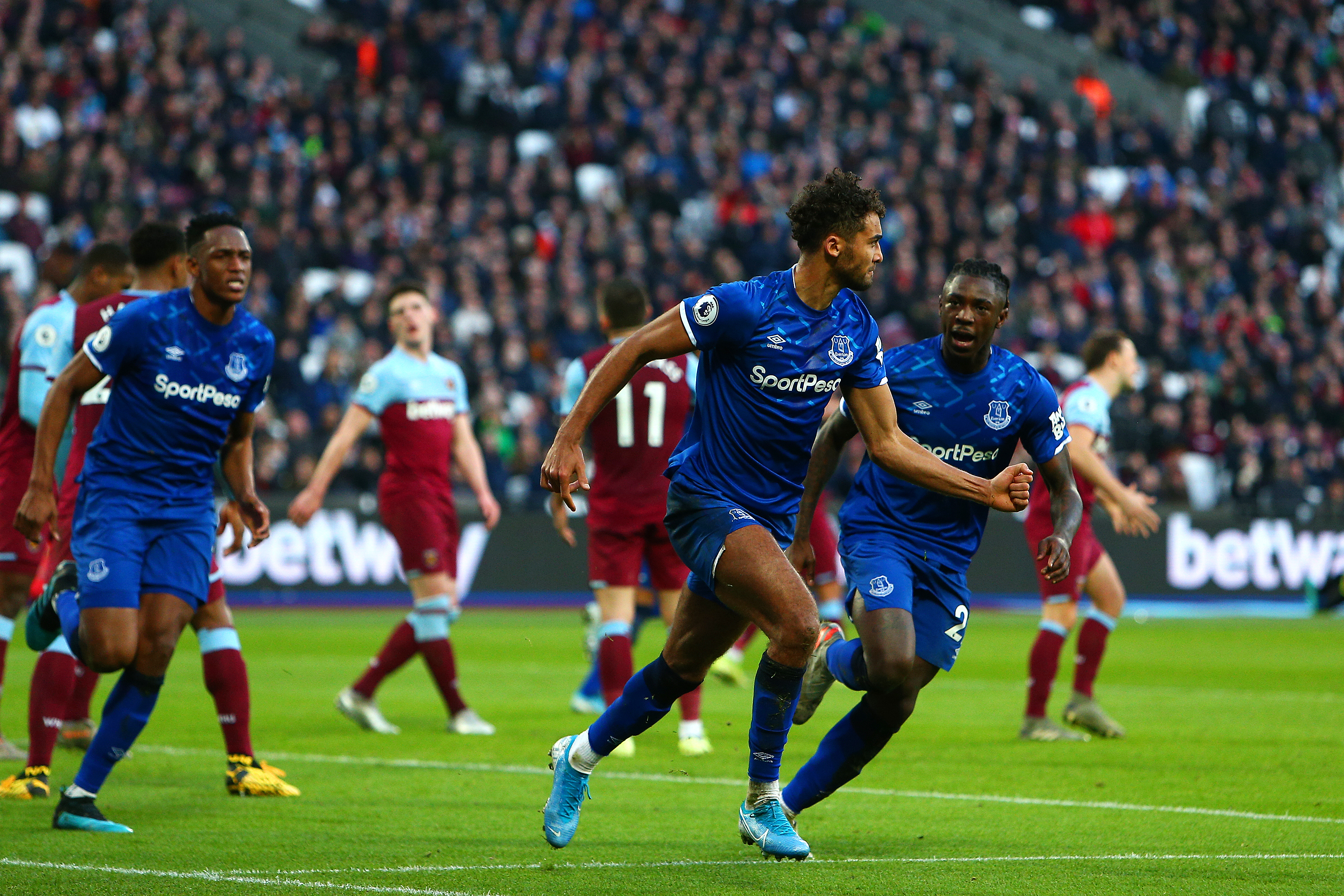 Everton at West Ham: Live Blog   Disappointing 1-1 draw