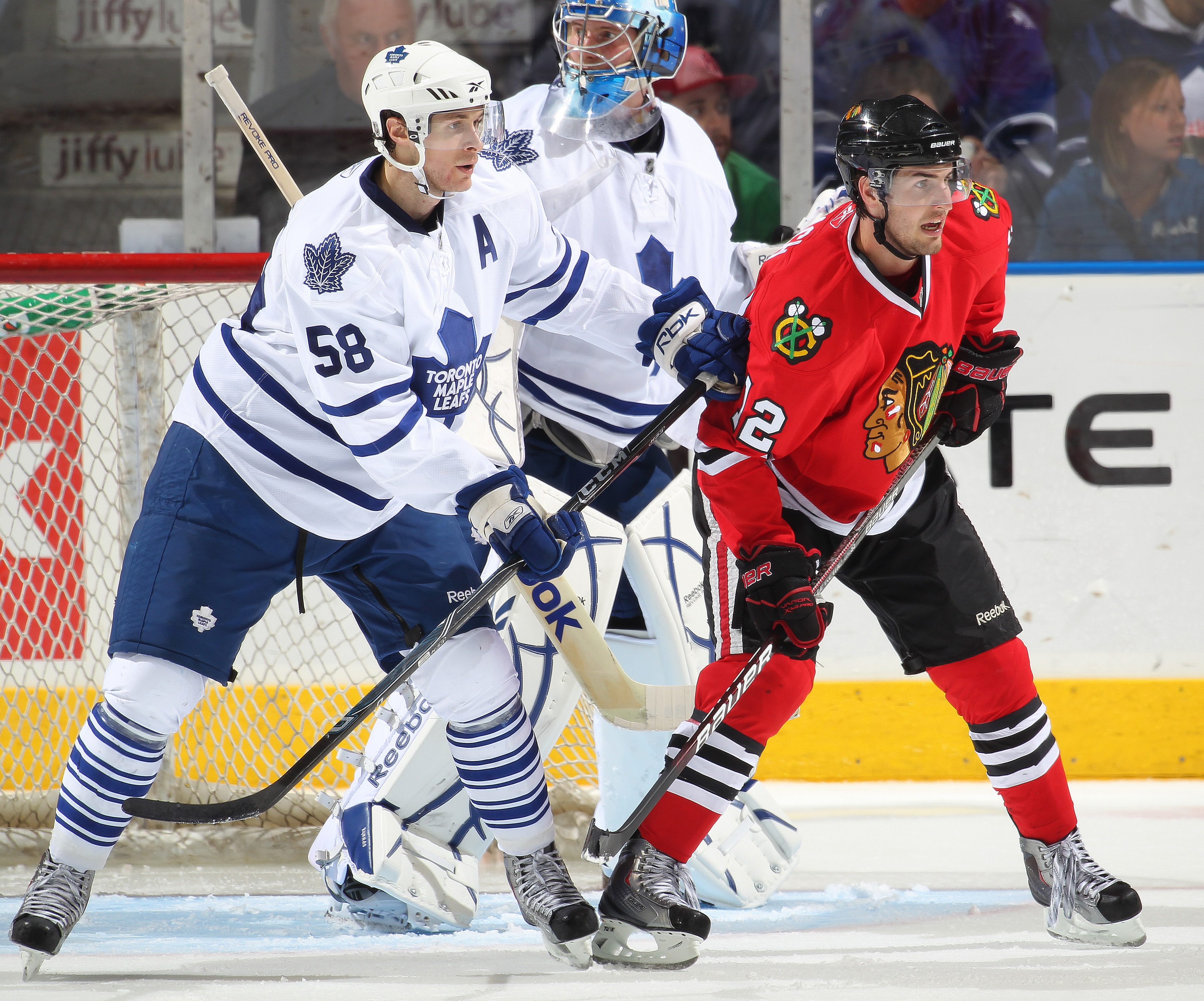 NHL Rookie Tournament - Chicago Blackhawks v Toronto Maple Leafs