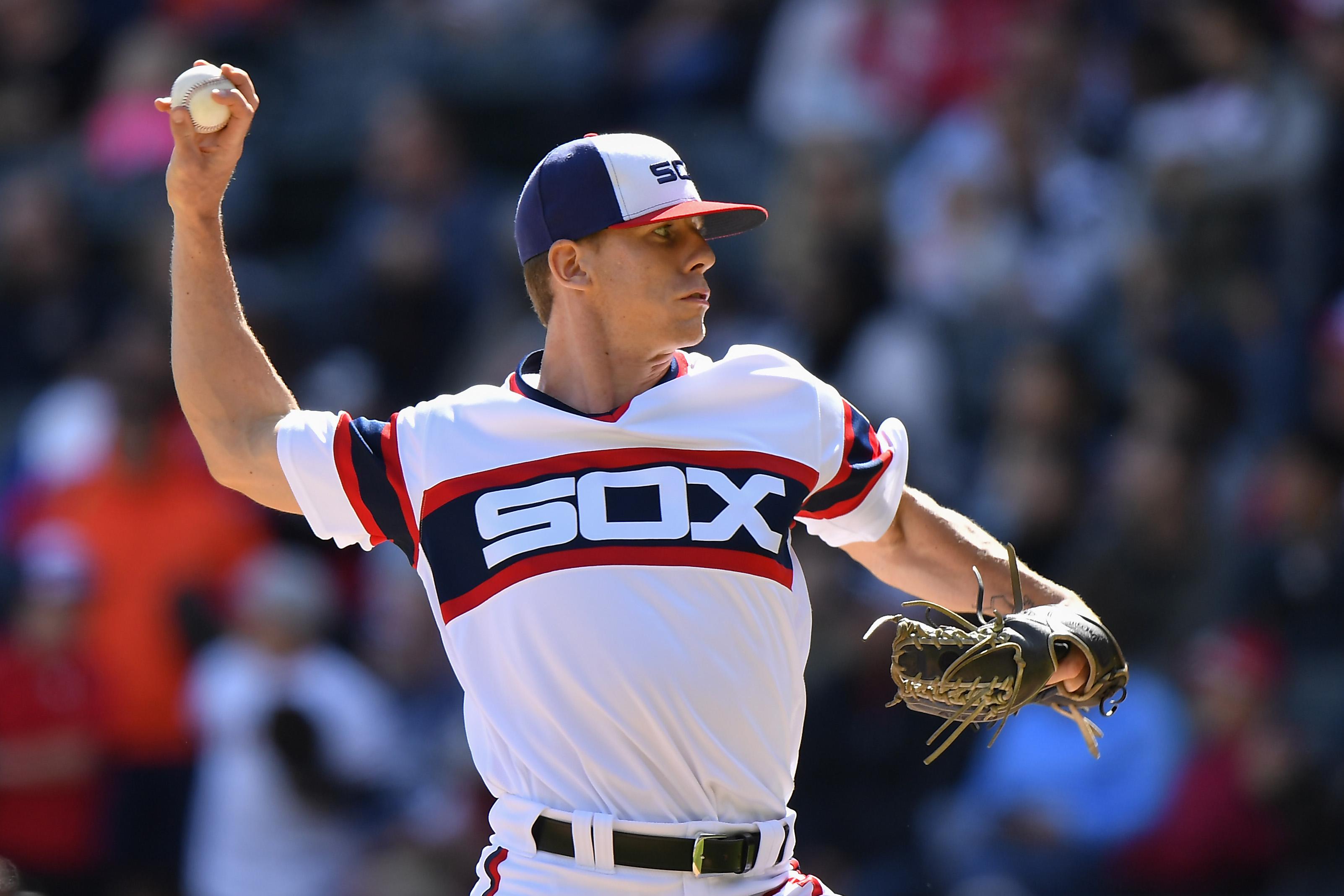 MLB: SEP 09 Angels at White Sox