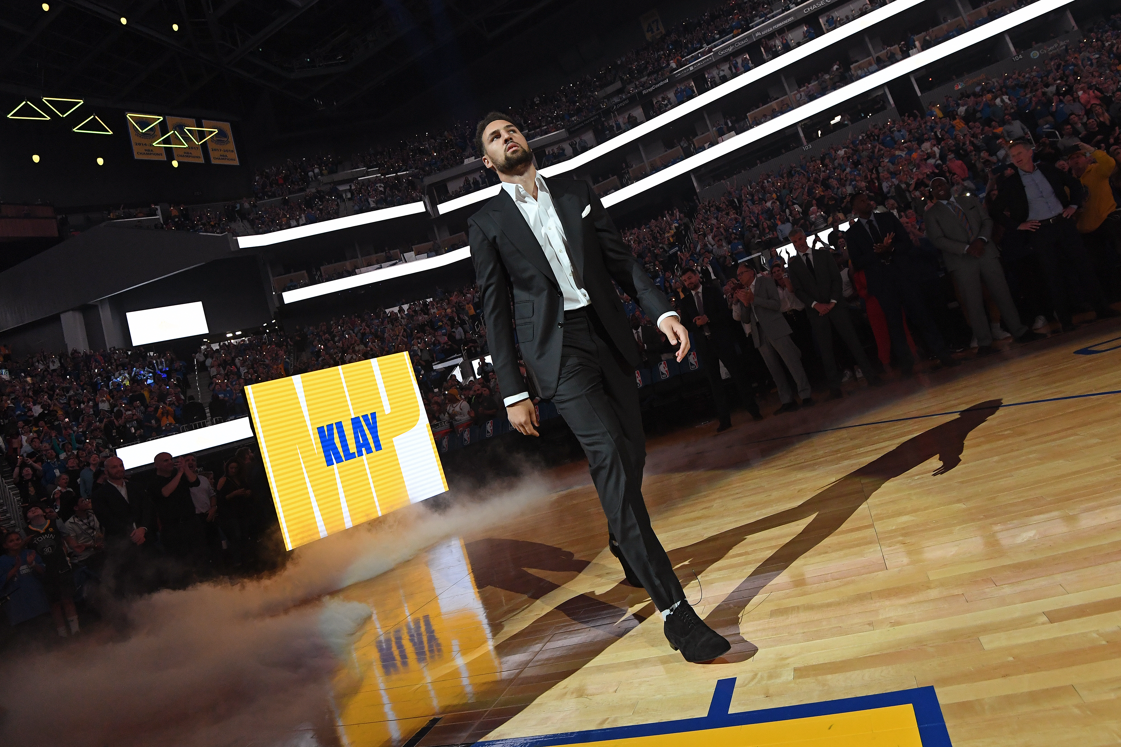 LA Clippers v Golden State Warriors