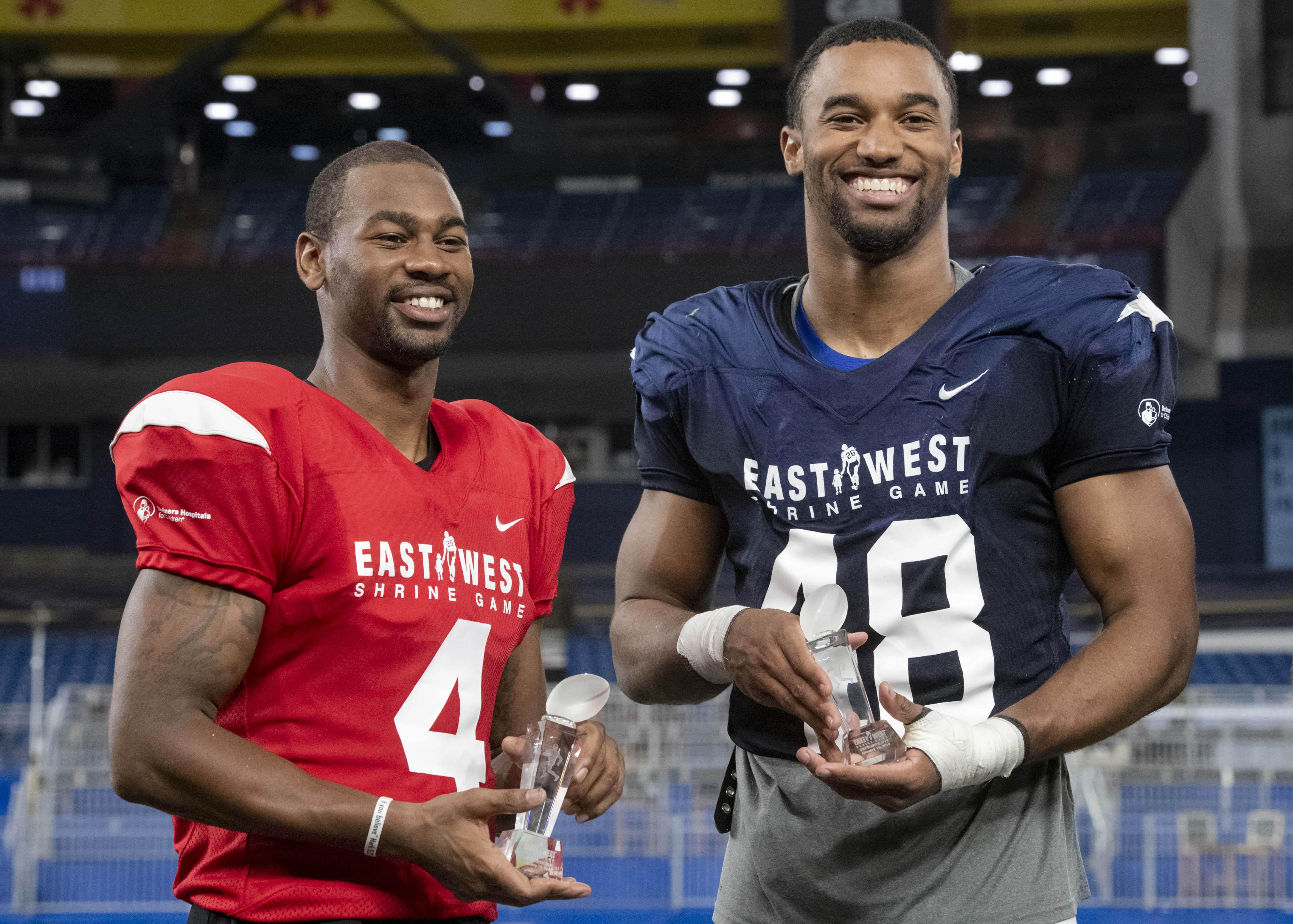NCAA Football: East/West Shrine Game
