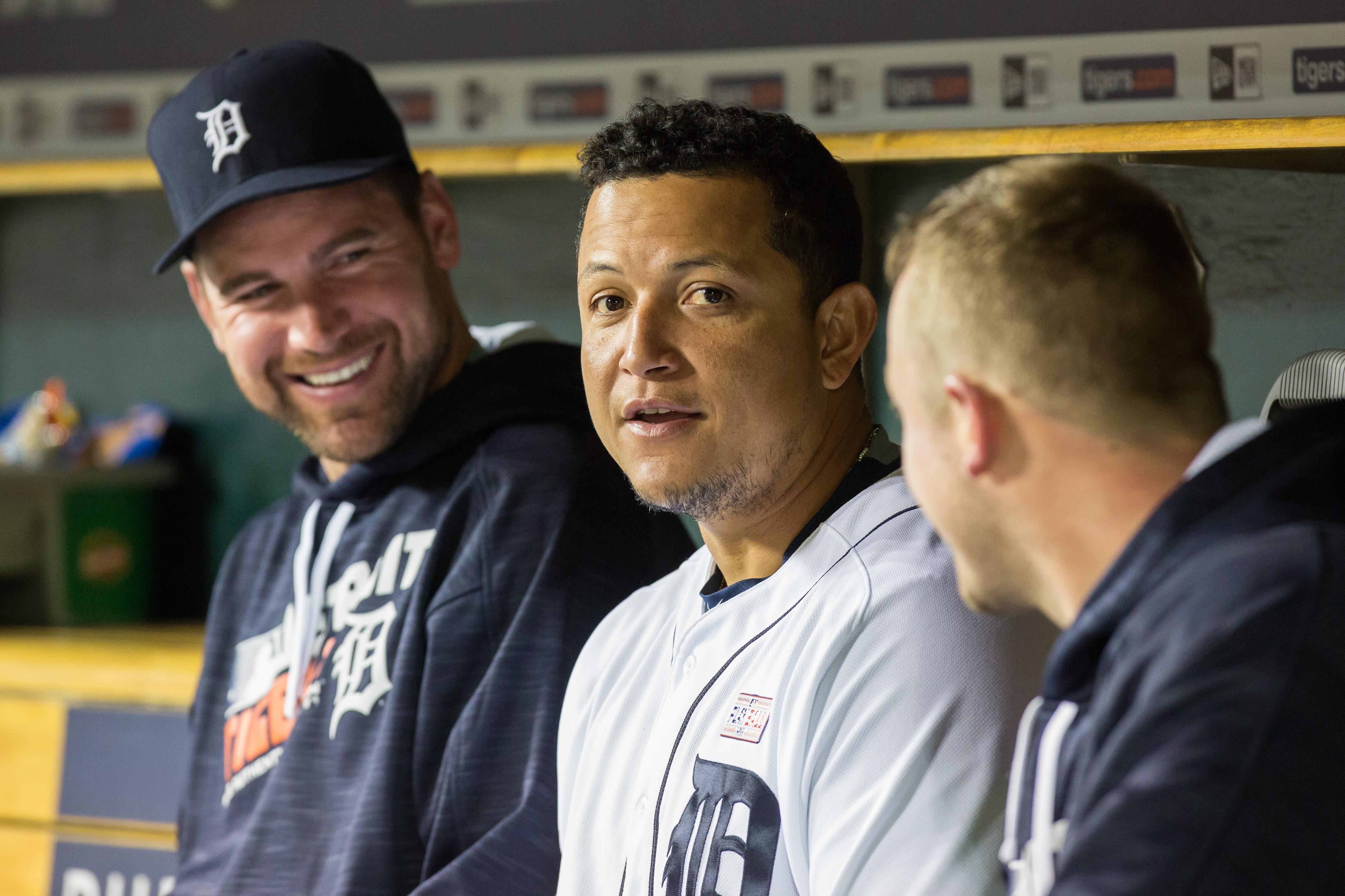 MLB: MAY 16 Twins at Tigers