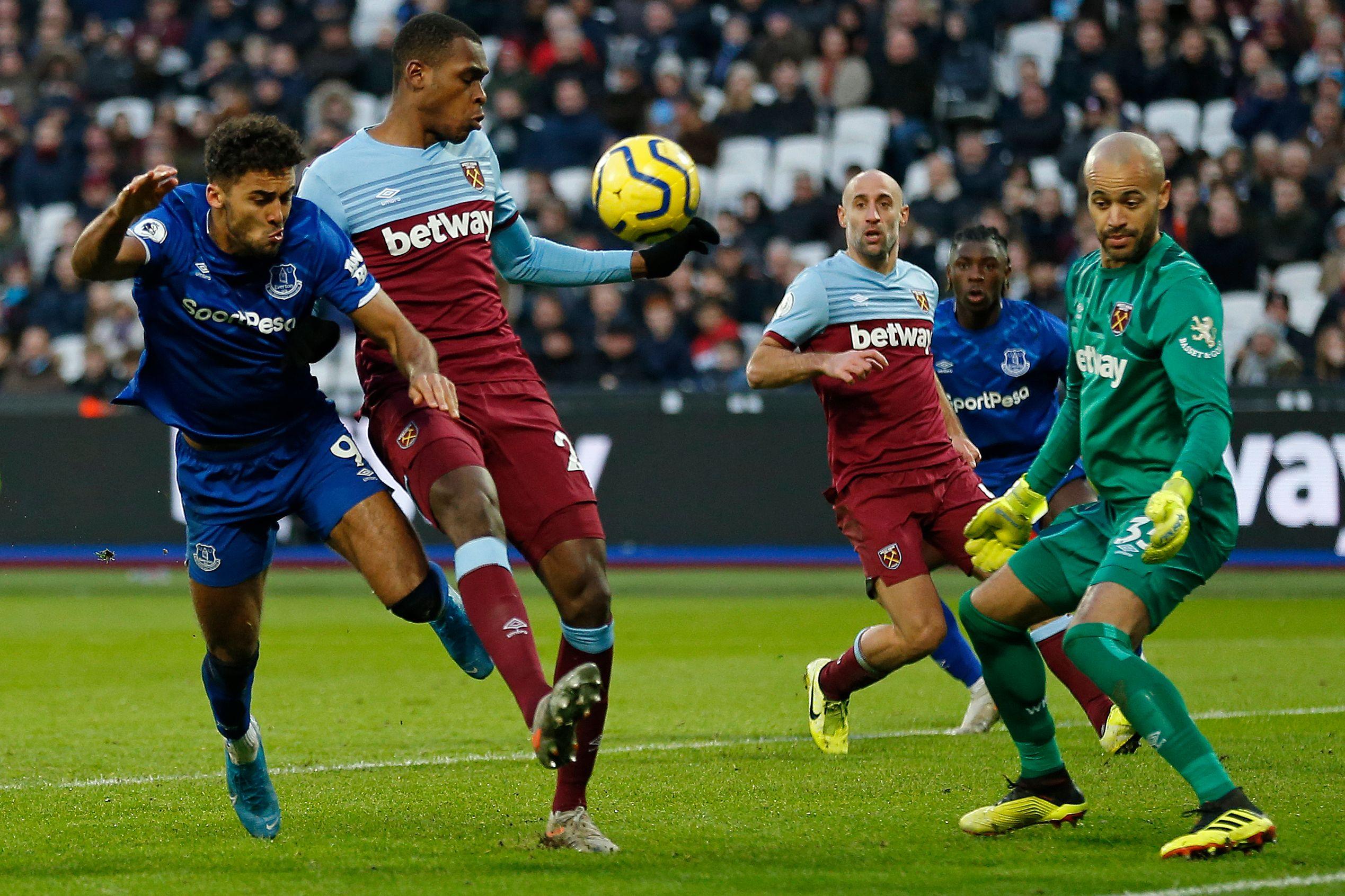 Everton 1-1 West Ham   Instant Reaction: Meh