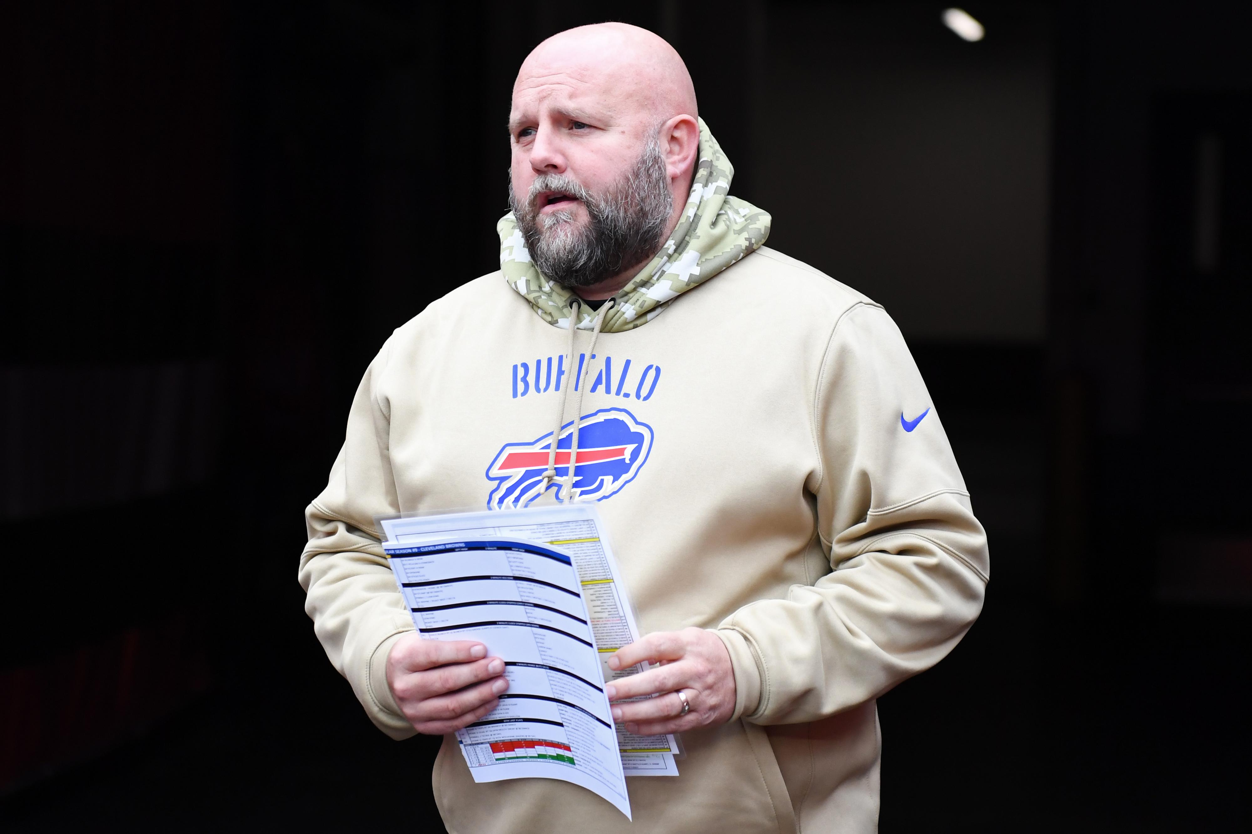 Buffalo Bills v Cleveland Browns