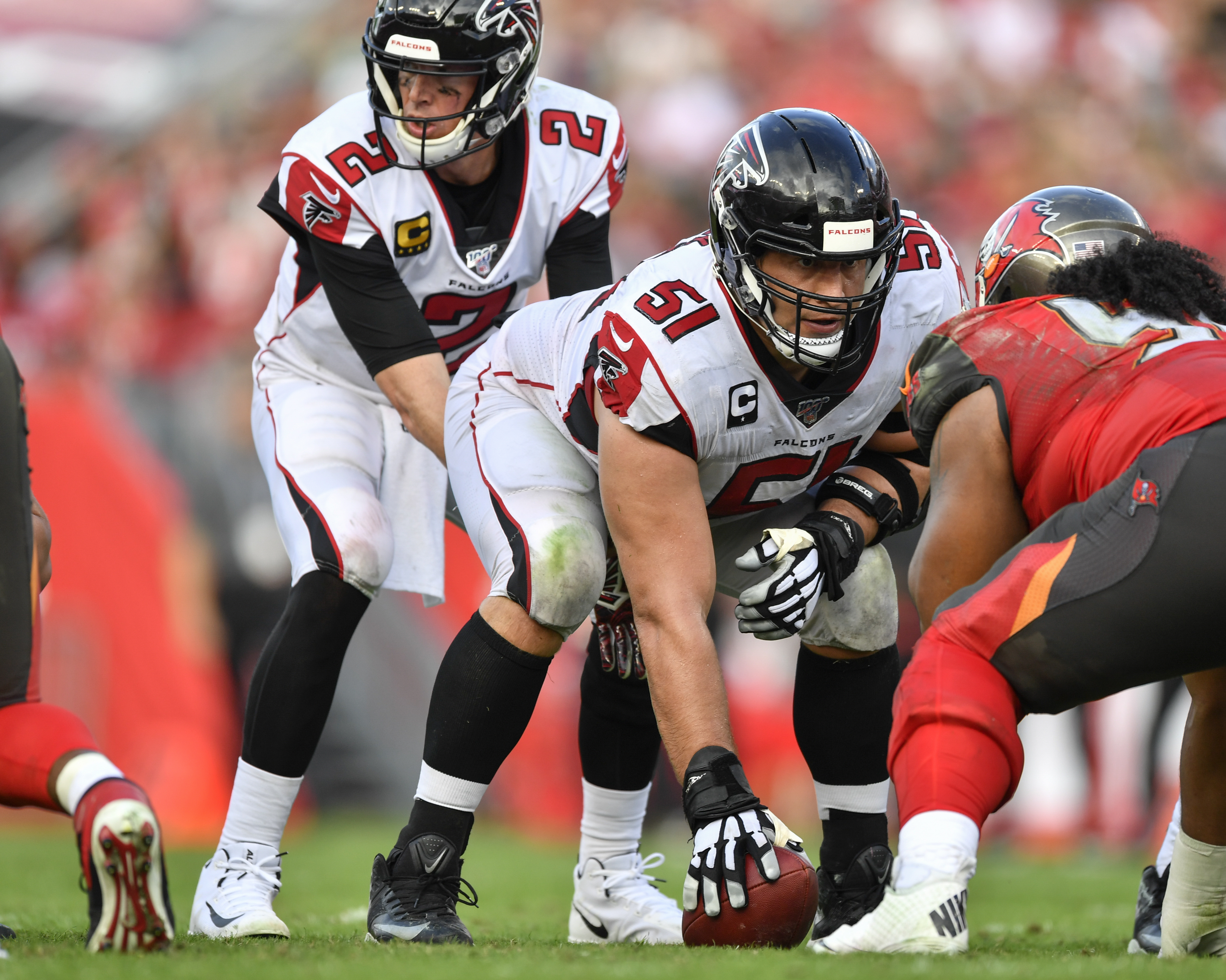 NFL: DEC 29 Falcons at Buccaneers