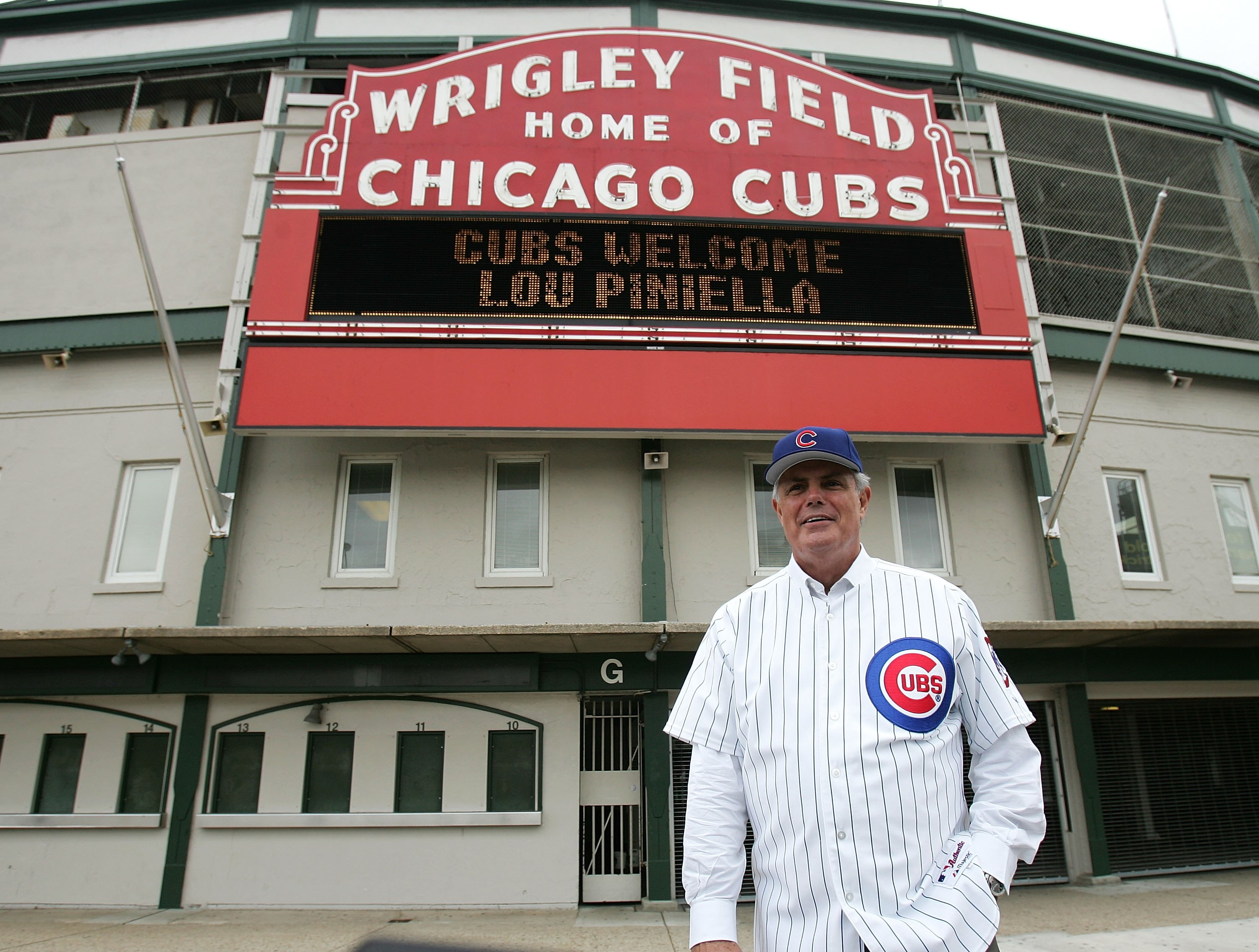 Lou Piniella will serve as a part-time analyst for Marquee Sports Network, which will launch next month.