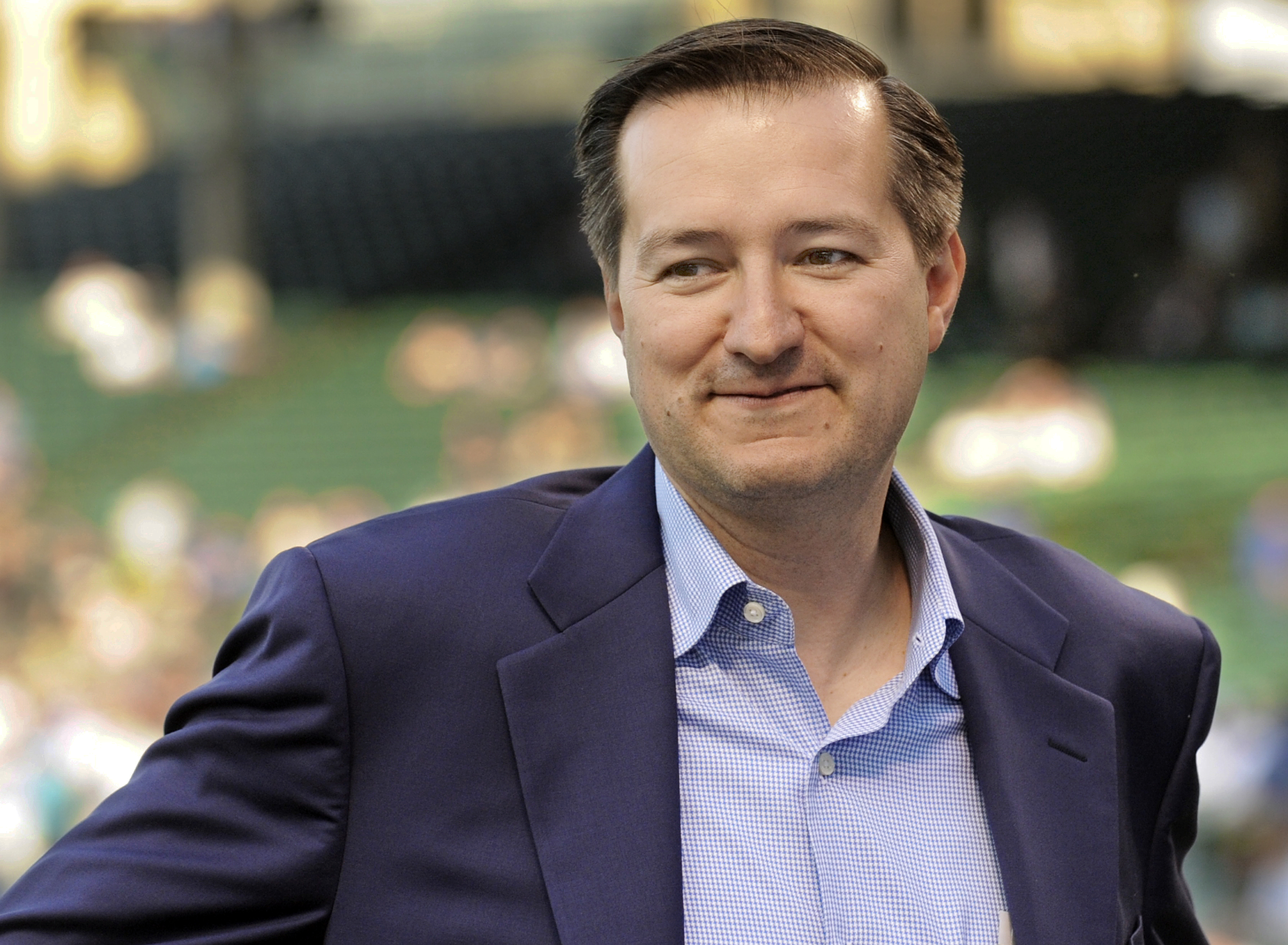 It's business as usual for chairman Tom Ricketts this weekend at the team's annual Cubs Convention.