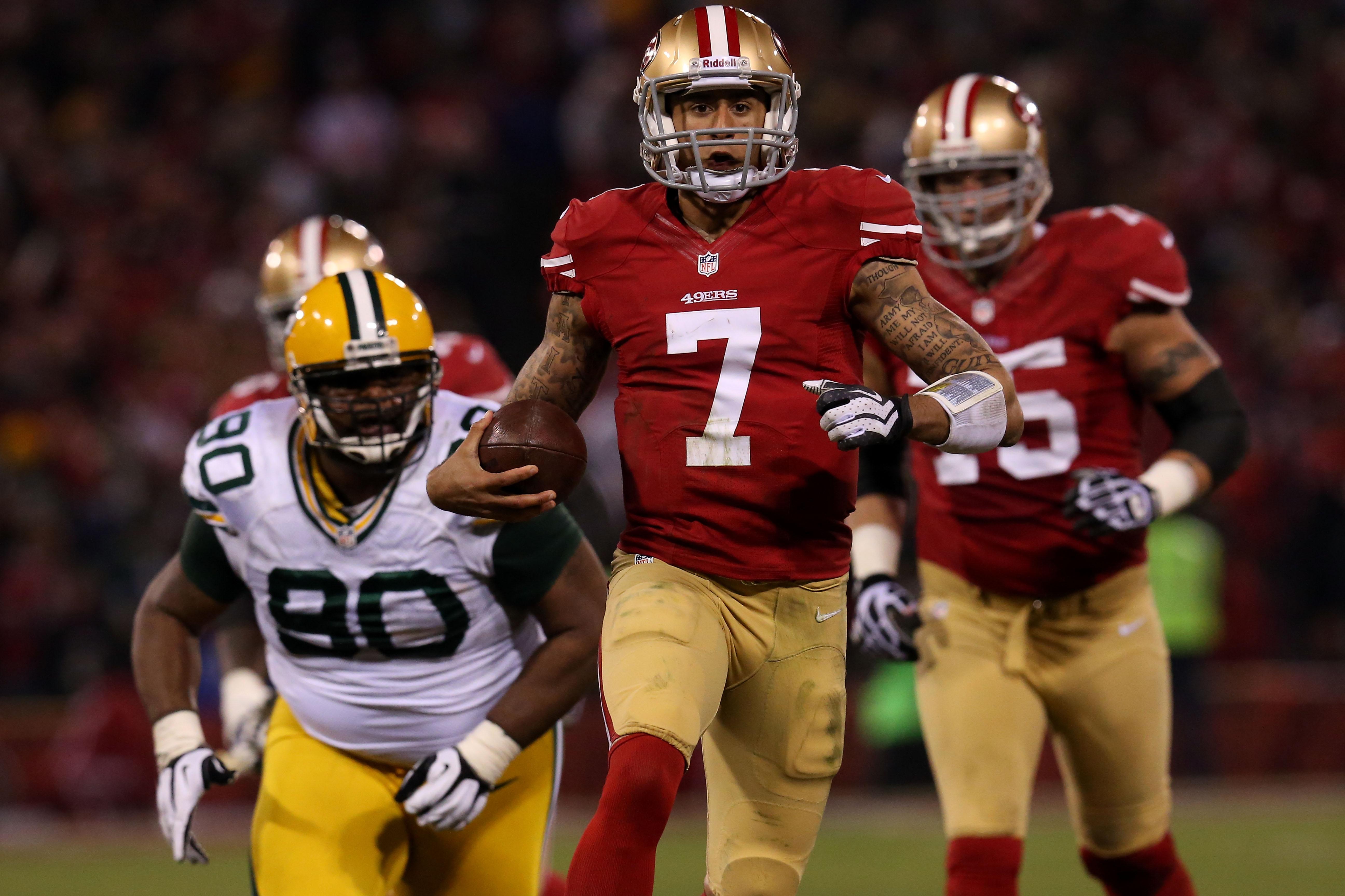 Divisional Playoffs - Green Bay Packers v San Franciso 49ers