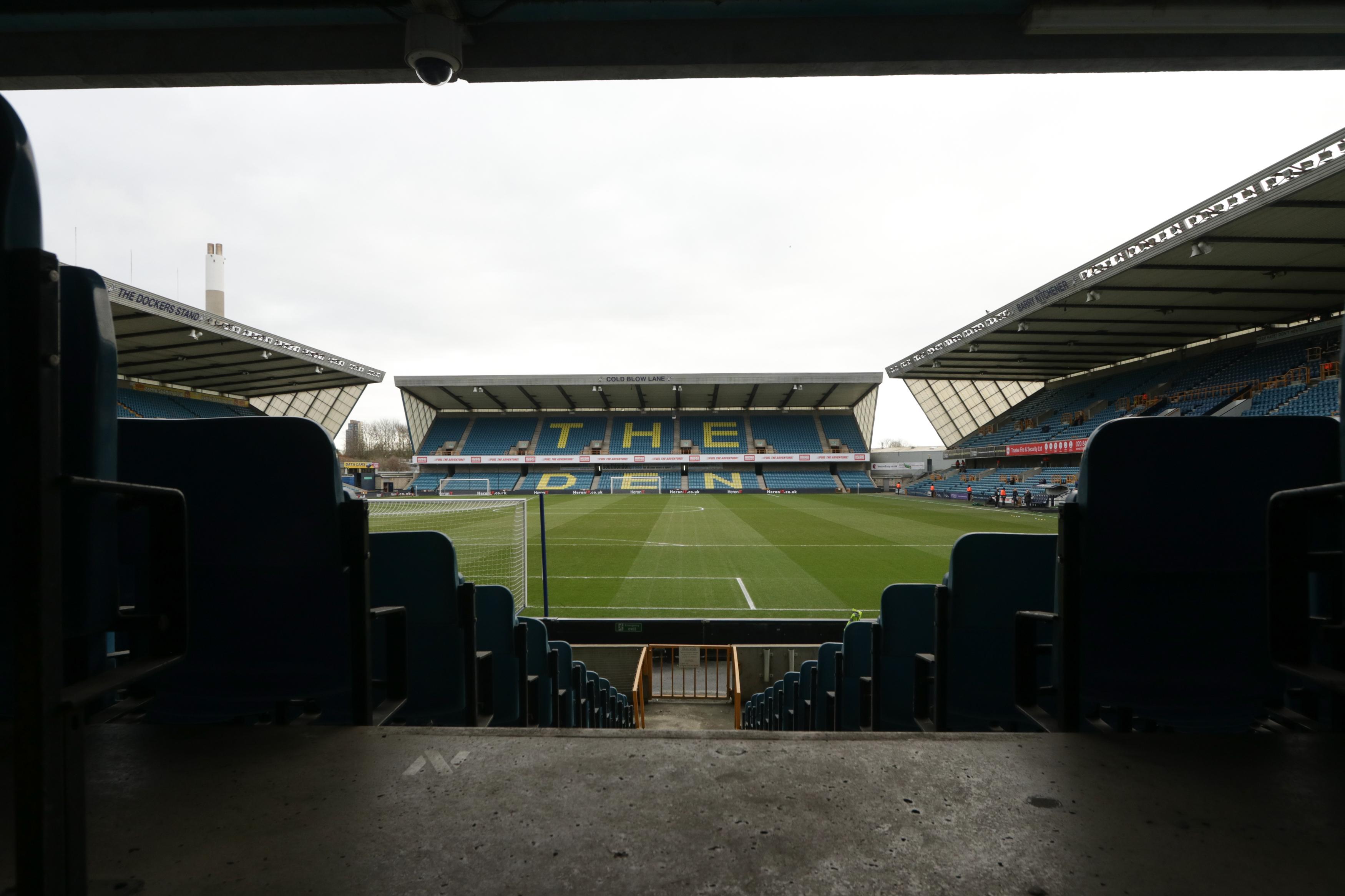Millwall FC v Newport County AFC - FA Cup Third Round