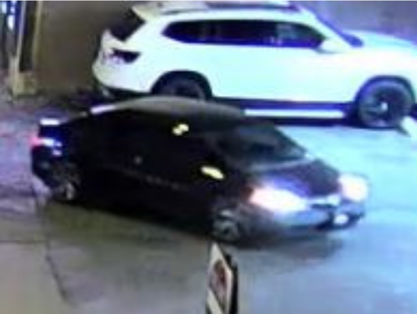 Authorities are looking for a black Honda Civic wanted in a hit-and-run that left an 86-year-old man injured Dec. 29, 2019, in the 3500 block of West Lawrence Avenue.