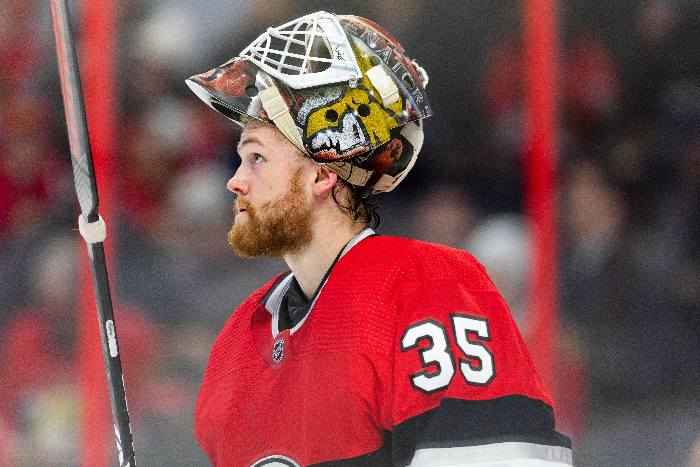 NHL: JAN 14 Blackhawks at Senators
