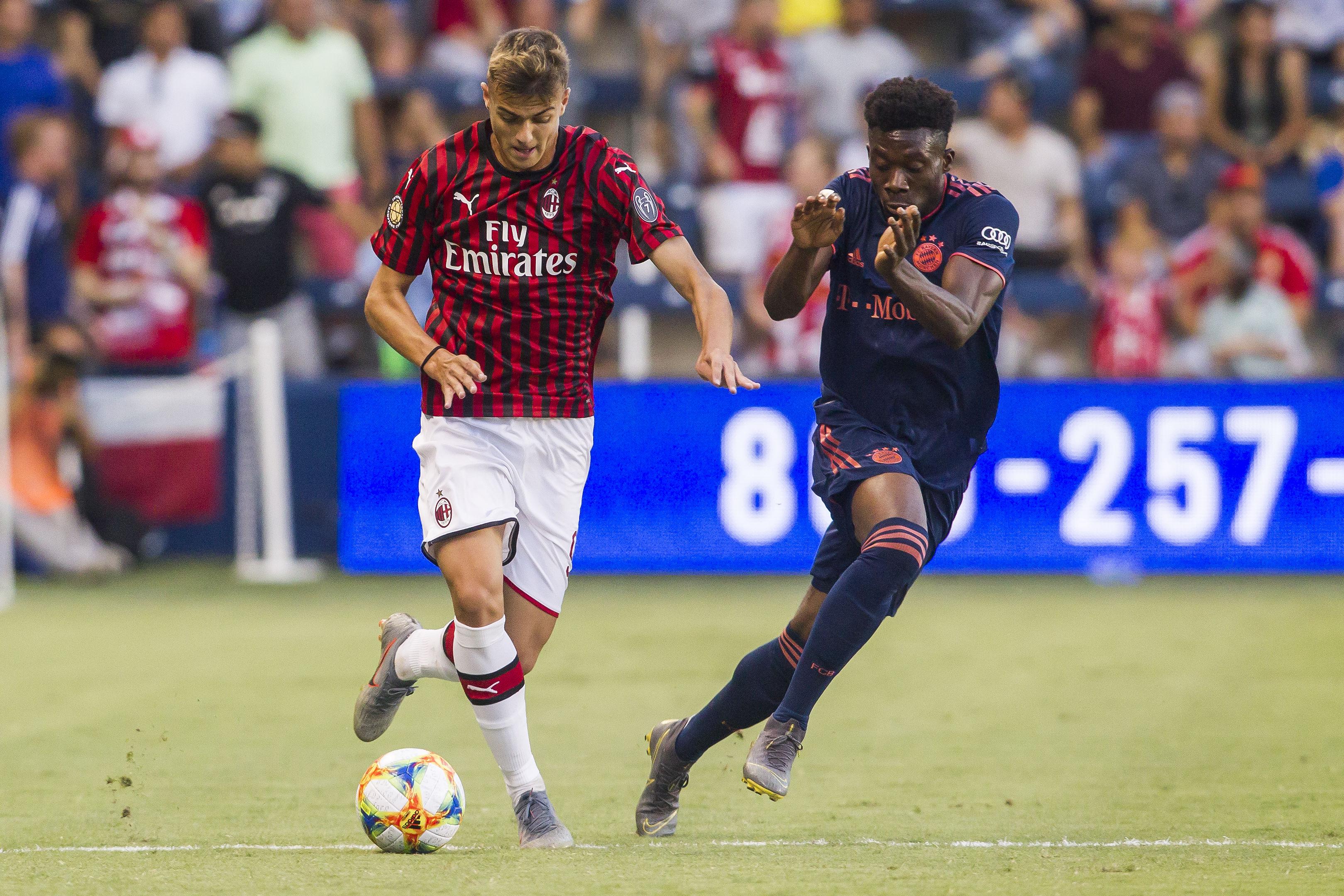 SOCCER: JUL 23 International Champions Cup - FC Bayern v AC Milan