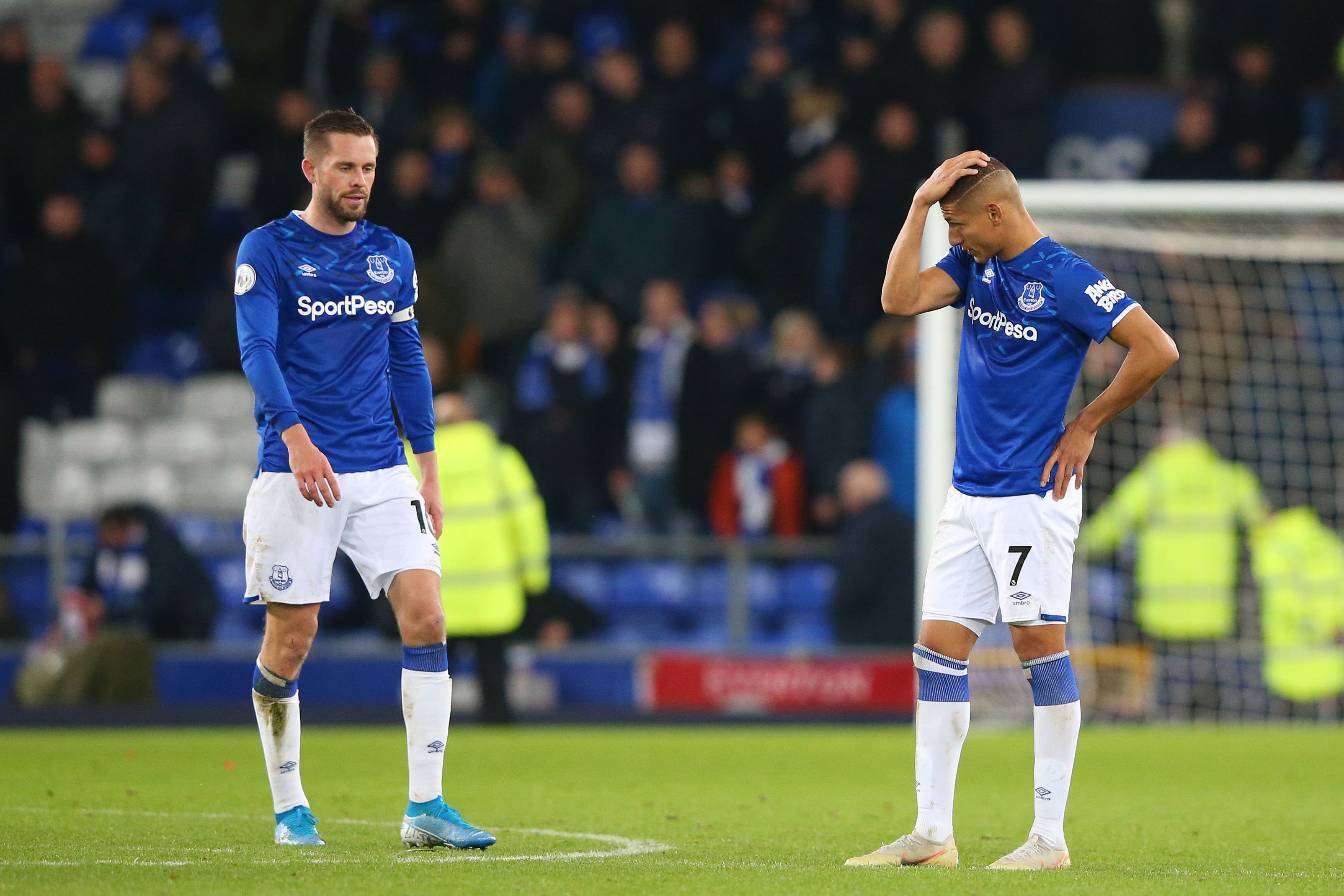 Everton's injury woes continue ahead of Newcastle clash