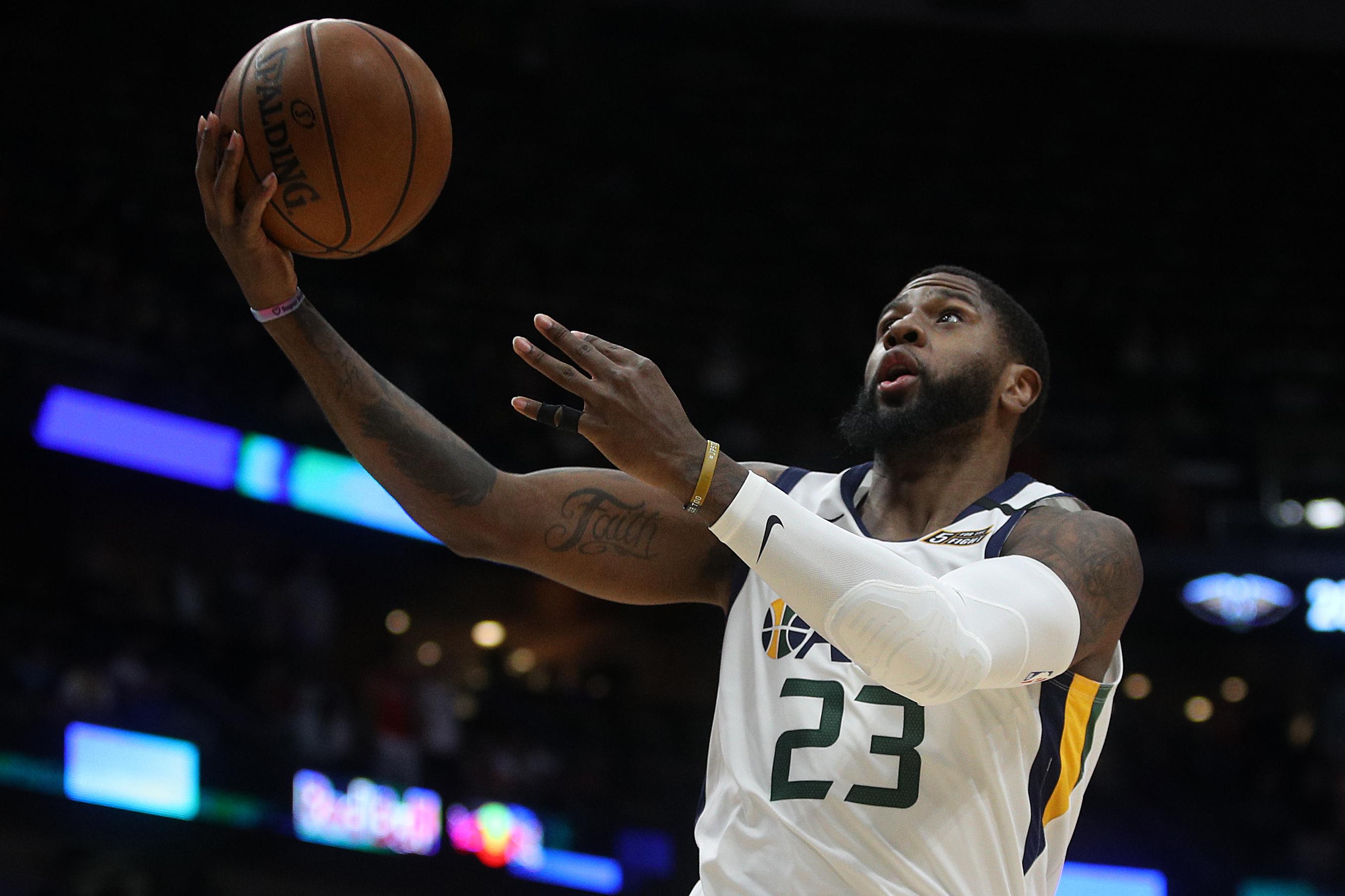 Utah Jazz v New Orleans Pelicans