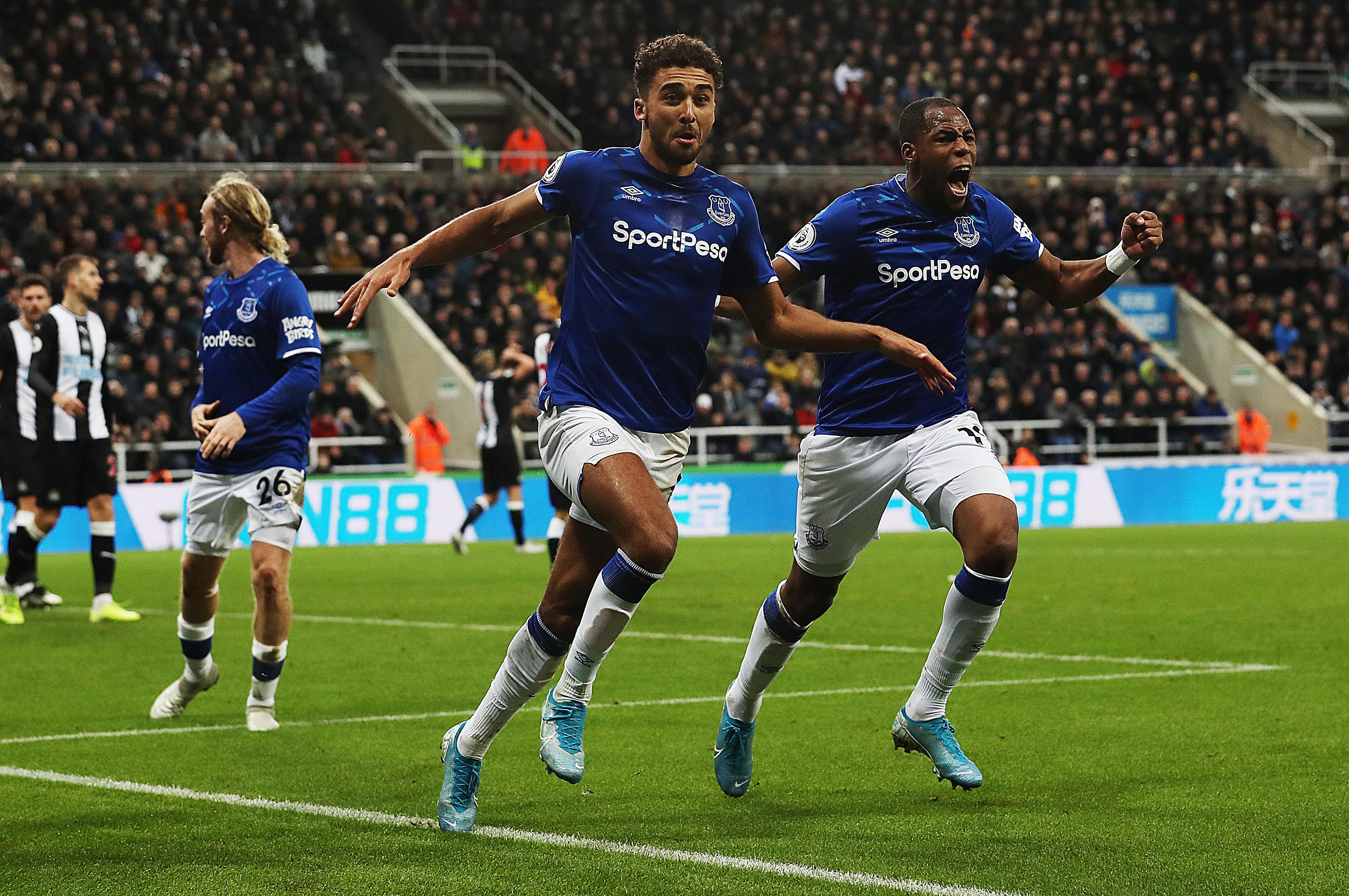 Newcastle United v Everton FC - Premier League