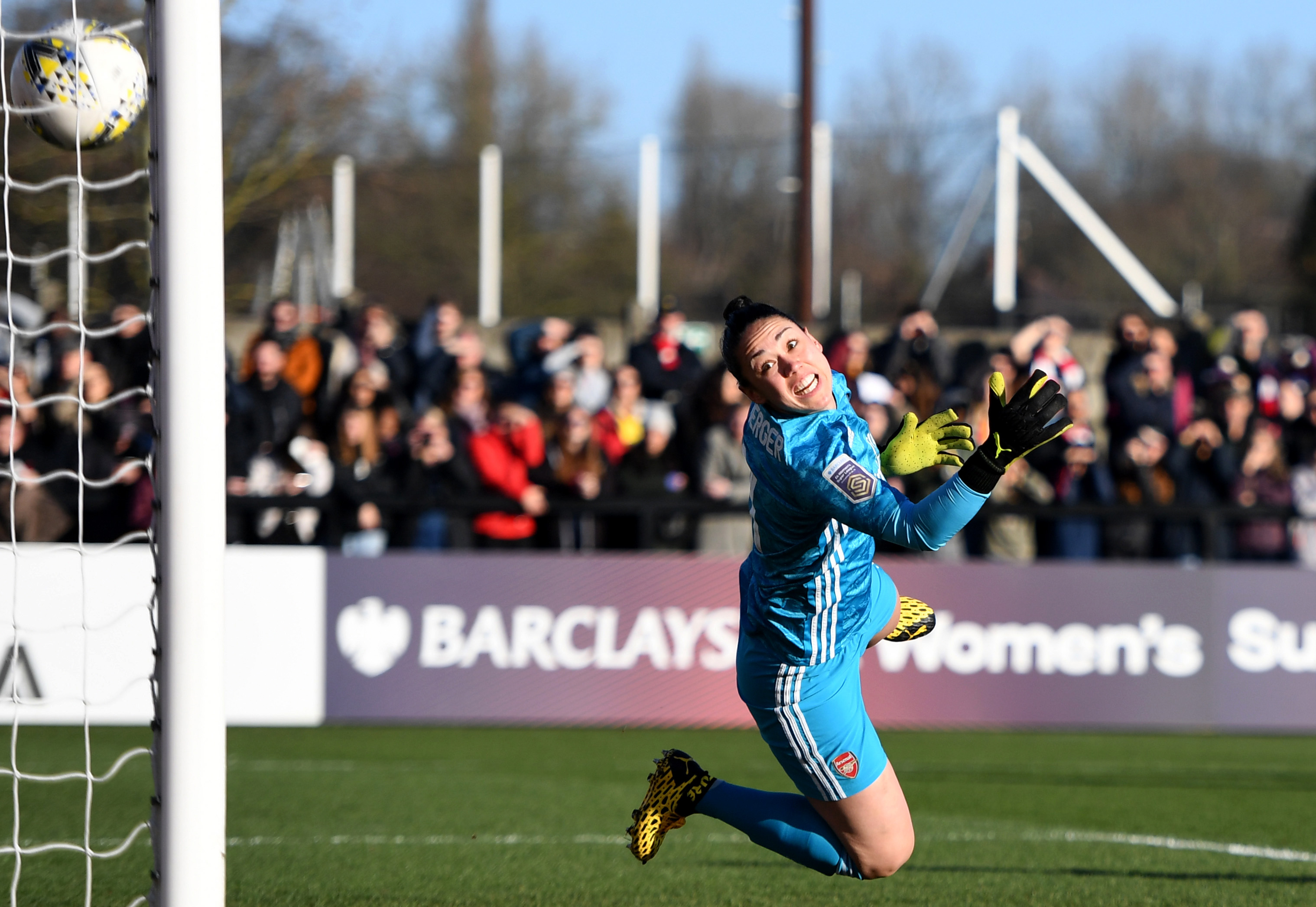 Arsenal v Chelsea - Barclays FA Women's Super League