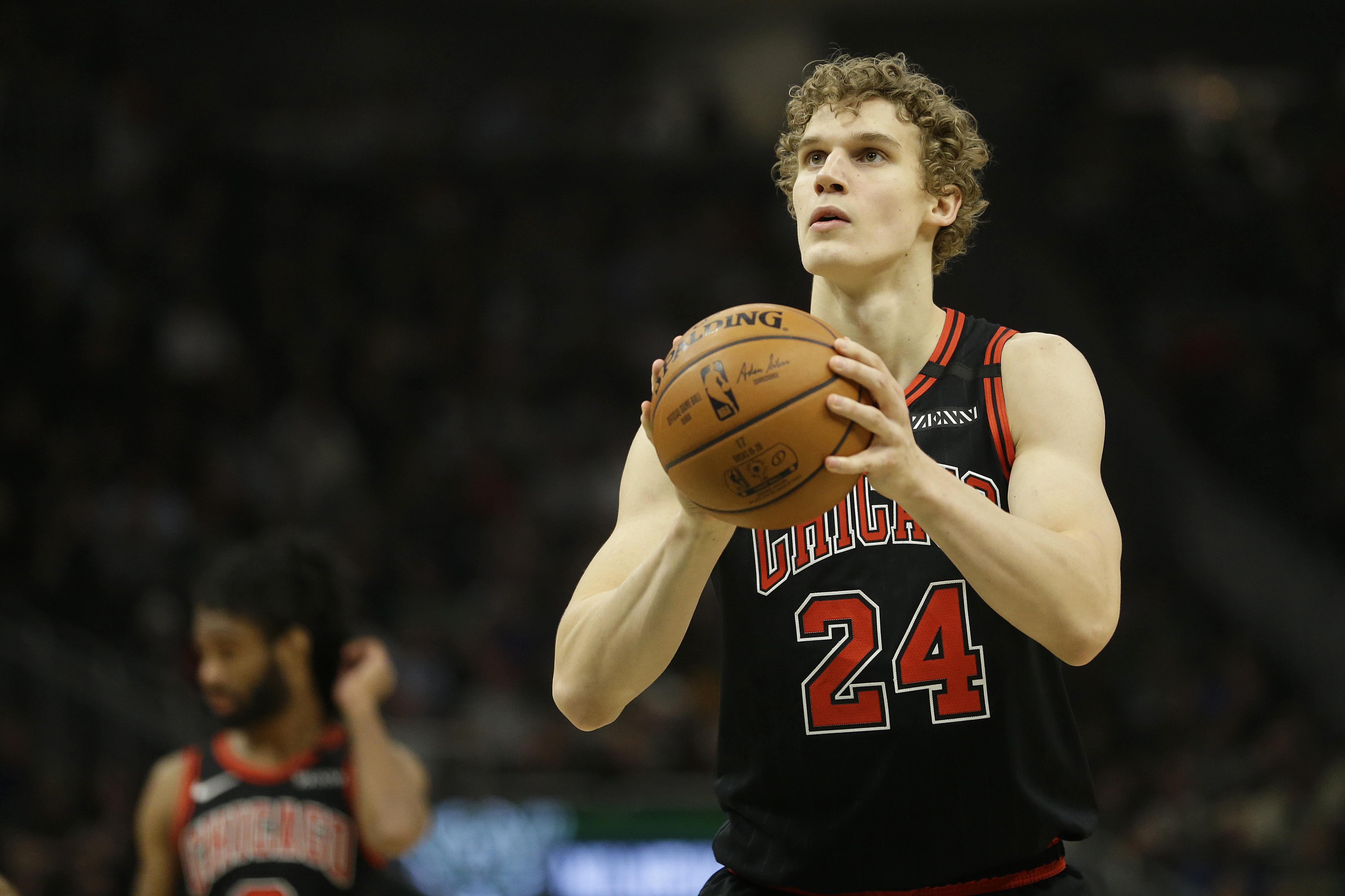 """""""There are days that we look really good and we play really good basketball, and sometimes we get stagnant,"""" the Bulls' Lauri Markkanen said. """"Just have to figure out what it is and make it consistent."""""""