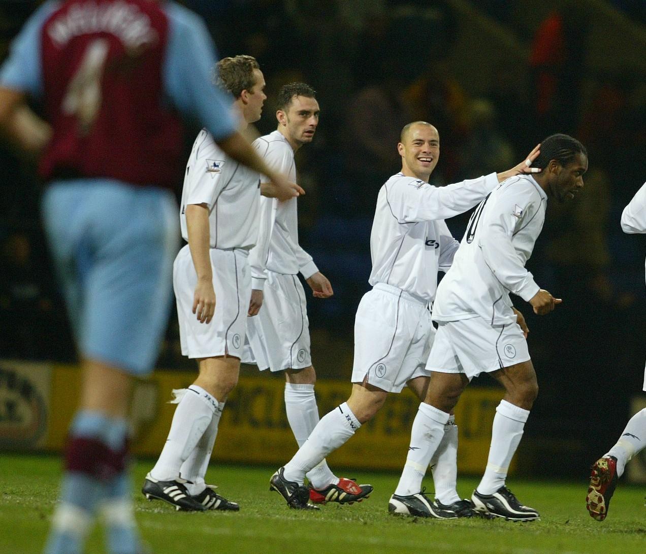 Bolton Wanderers v Aston Villa