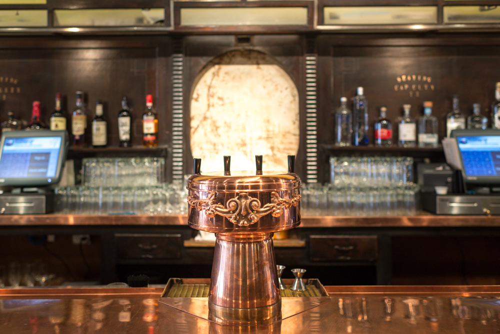 The bar at Petworth Citizen