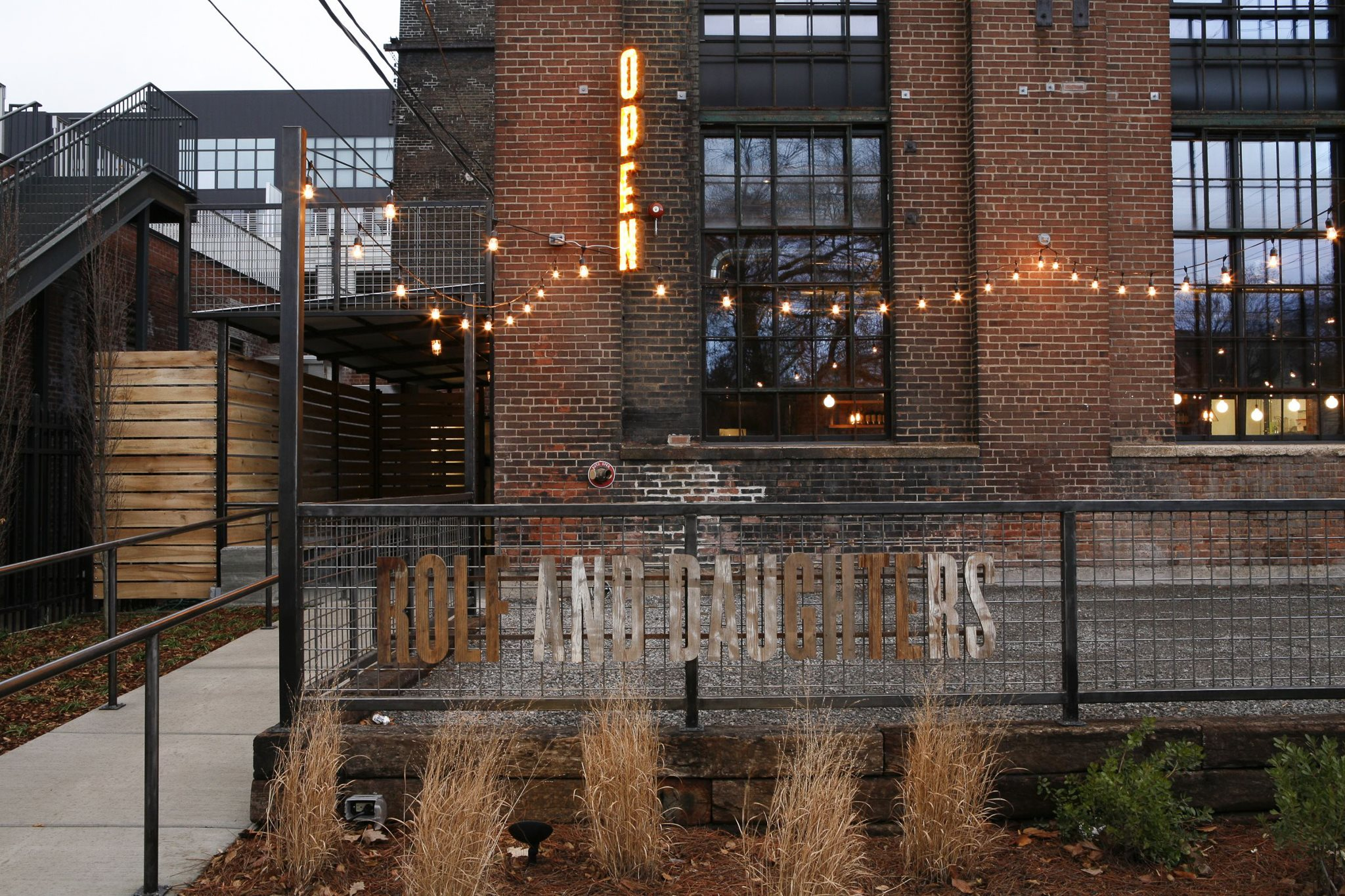 Essential Germantown Restaurant Rolf and Daughters Reopens After Renovations