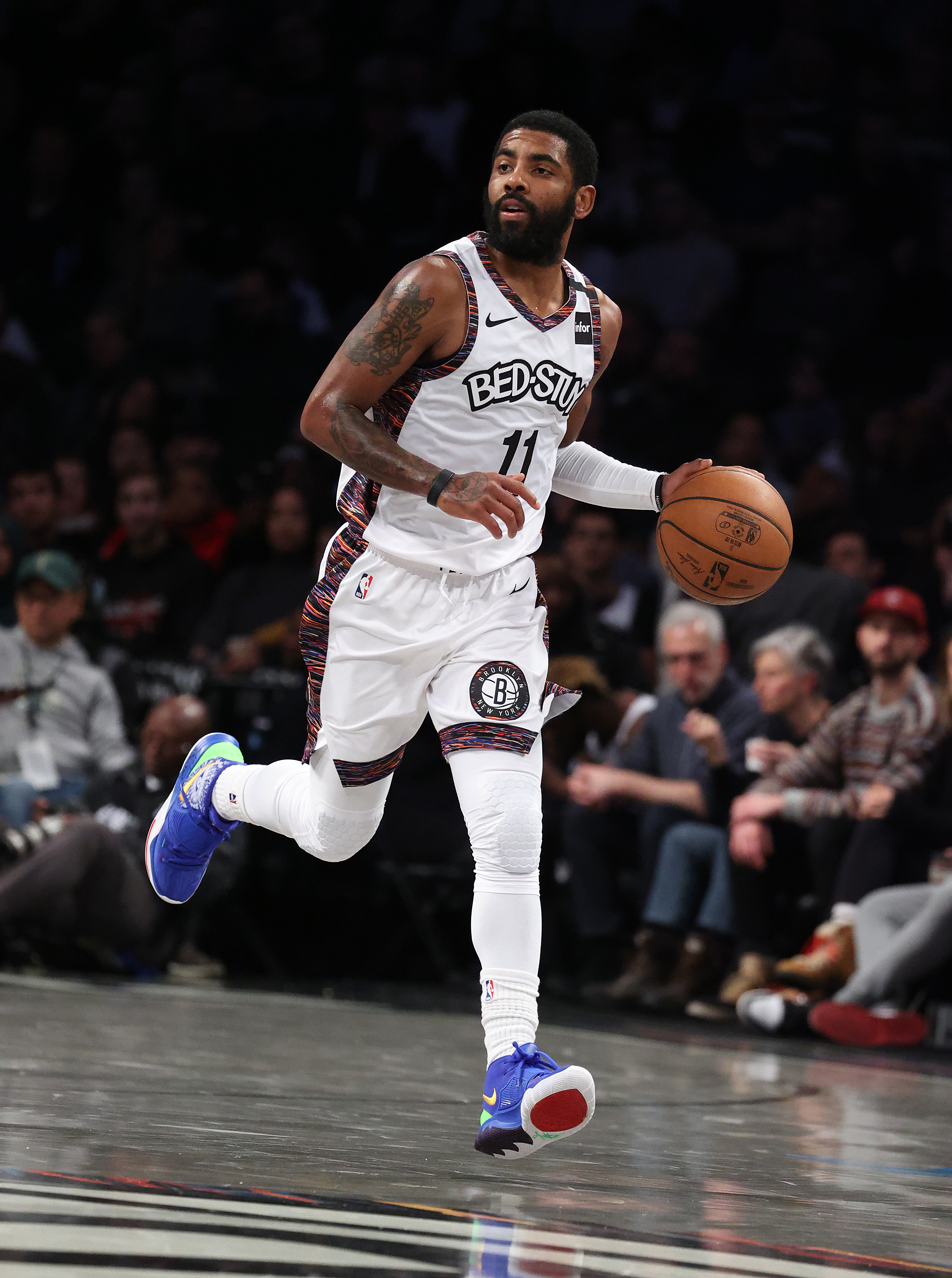 Kyrie Irving could be great