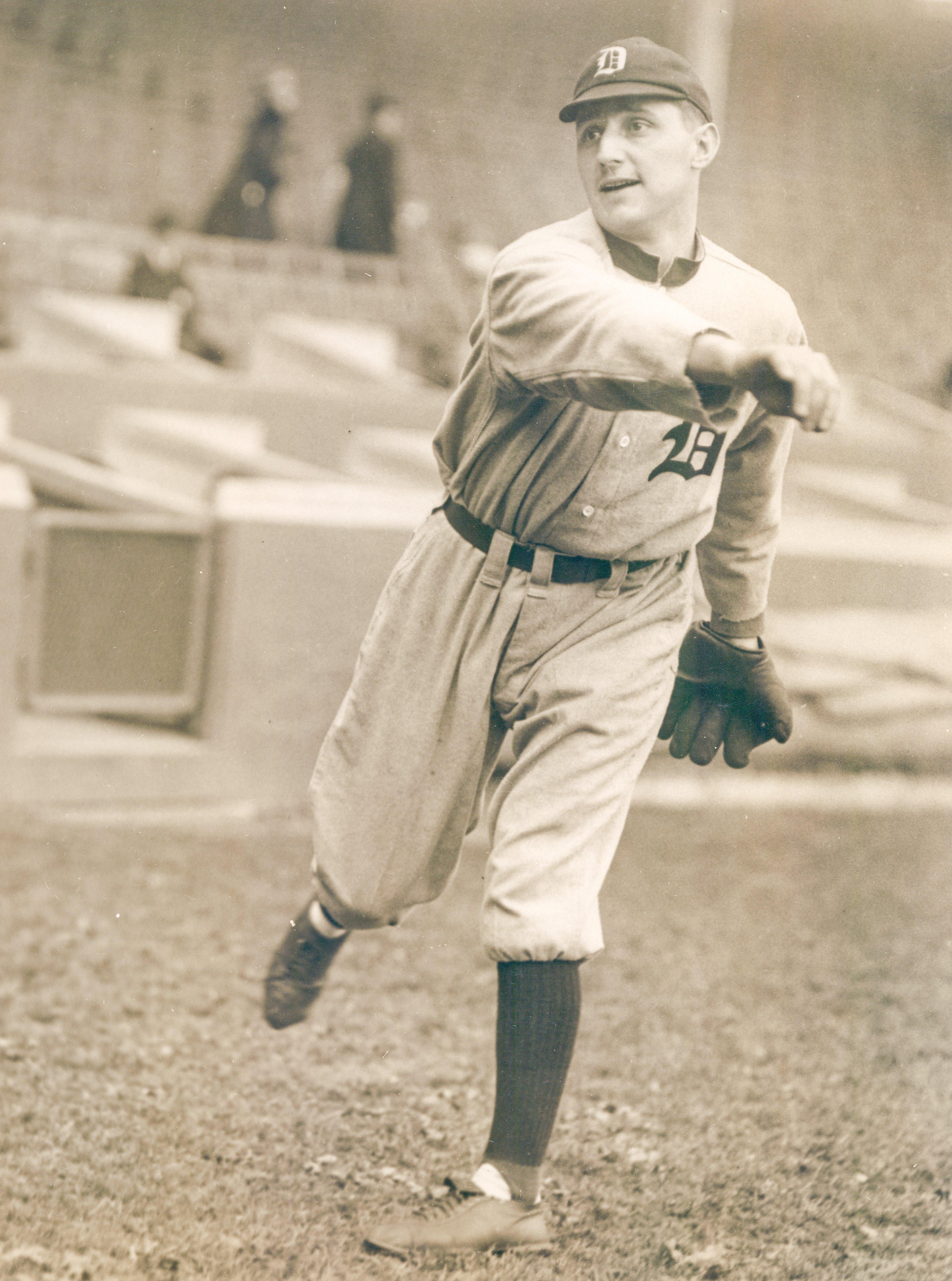 Detroit Tigers Baseball Player