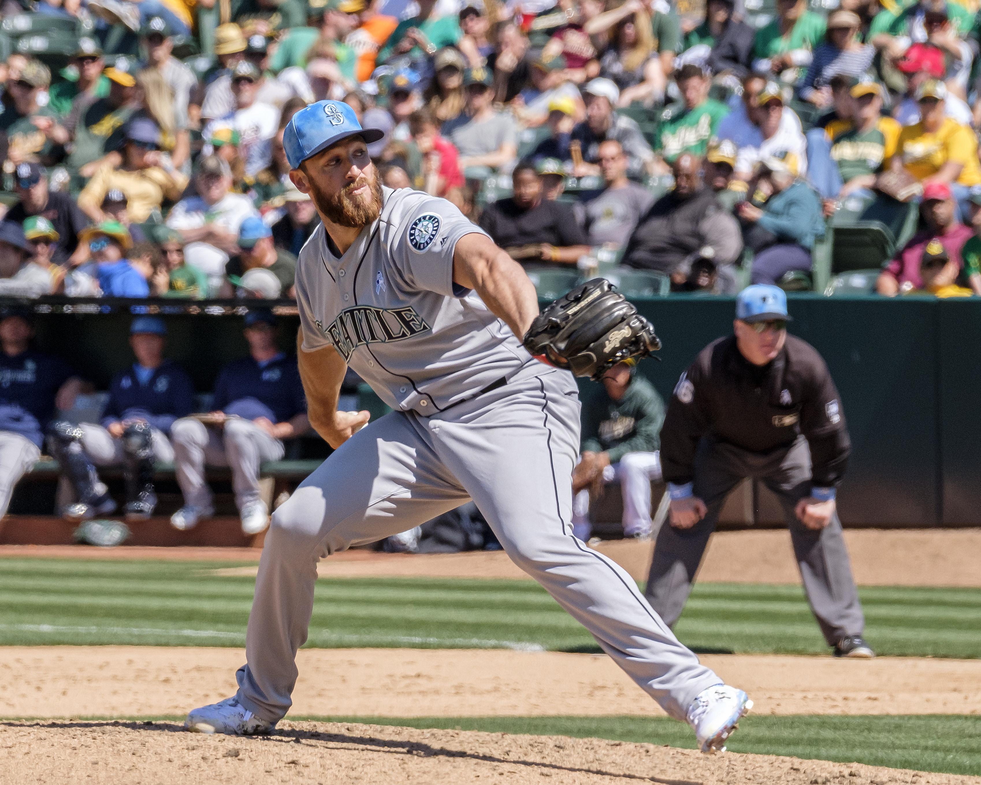 MLB: JUN 16 Mariners at Athletics