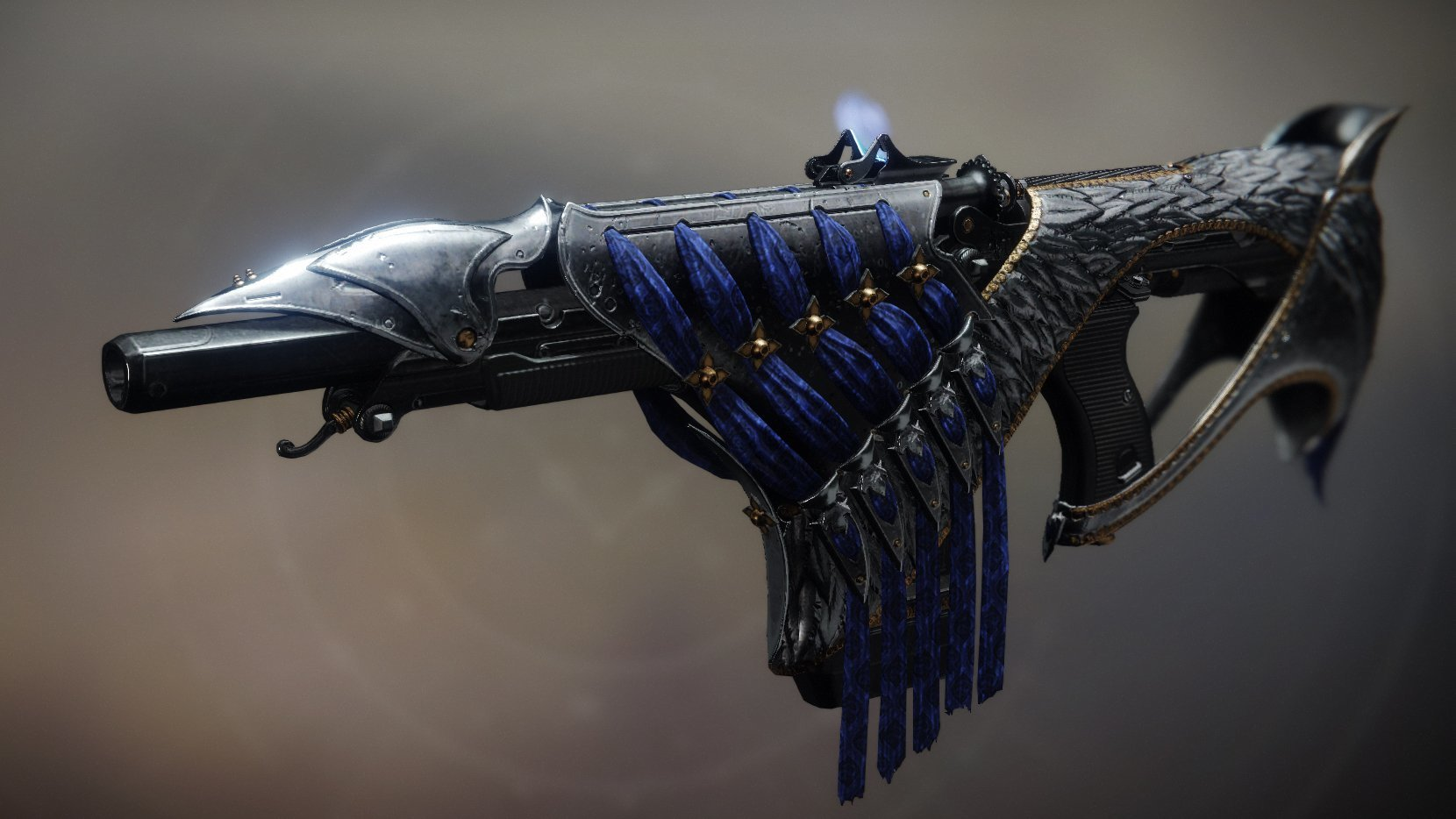 Bastion Exotic Fusion Rifle in Destiny 2