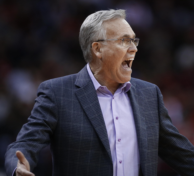 Oklahoma City Thunder v Houston Rockets