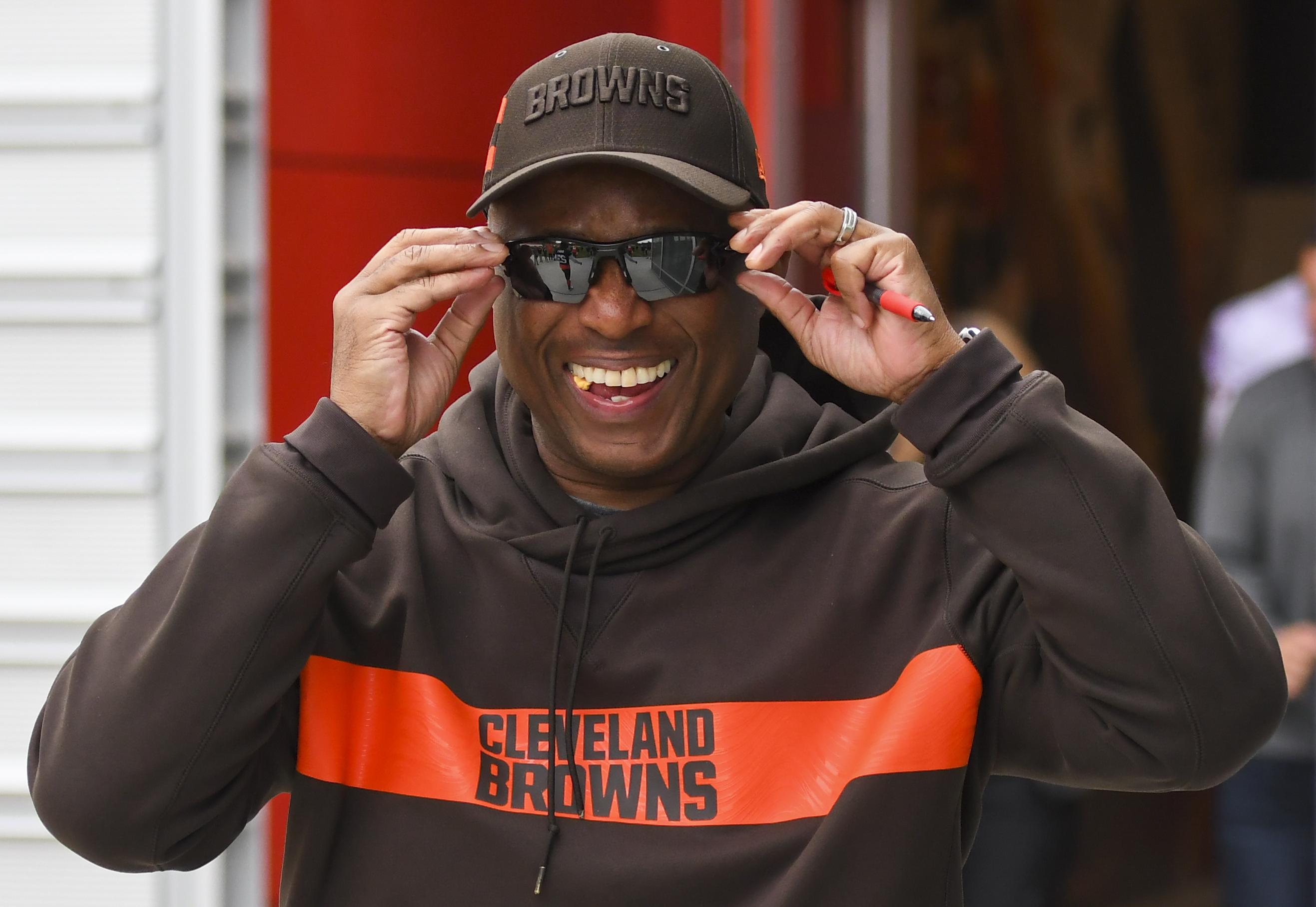 Cleveland Browns OTA