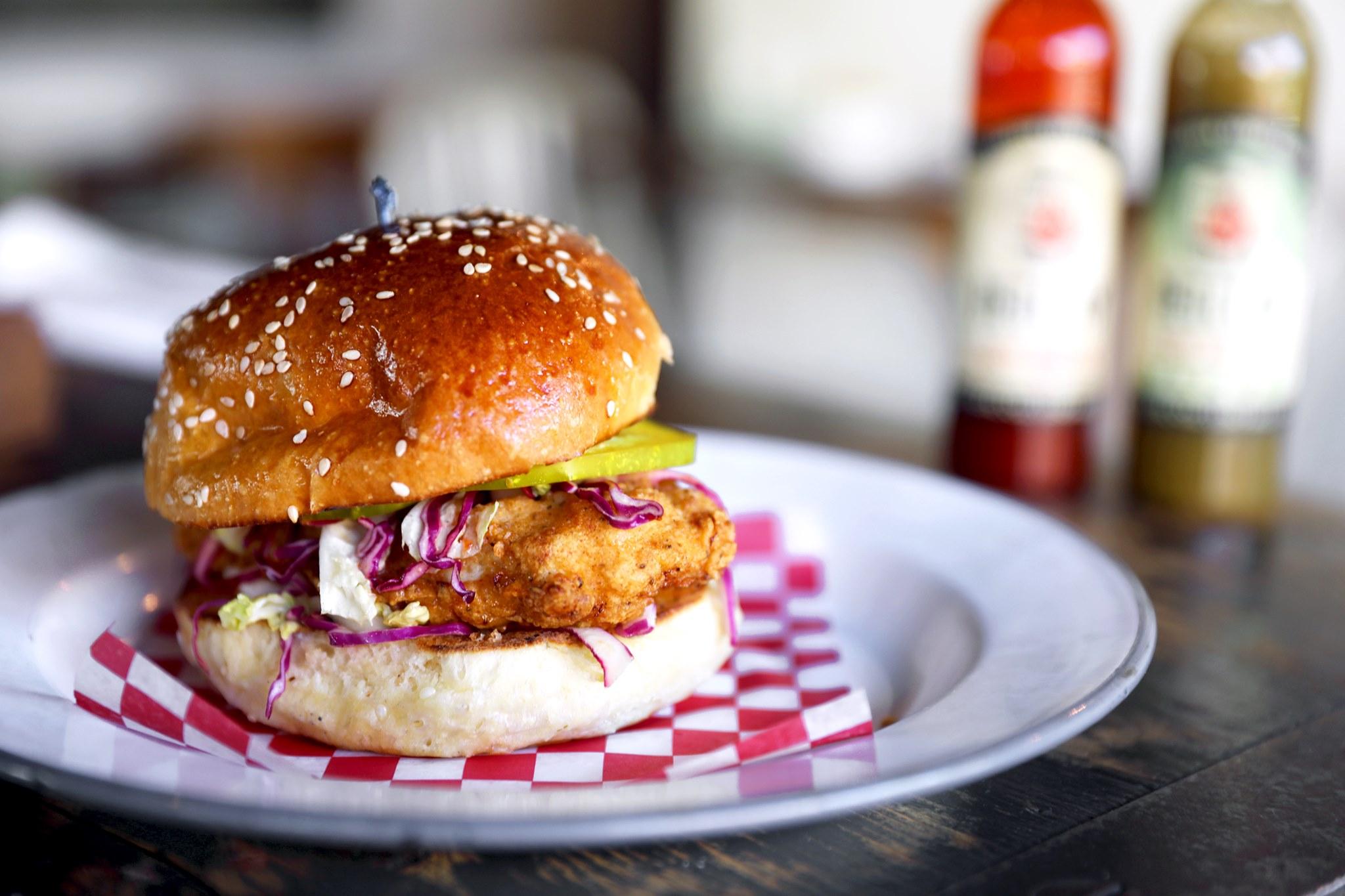 9 Irresistible Fried Chicken Sandwiches in Charleston