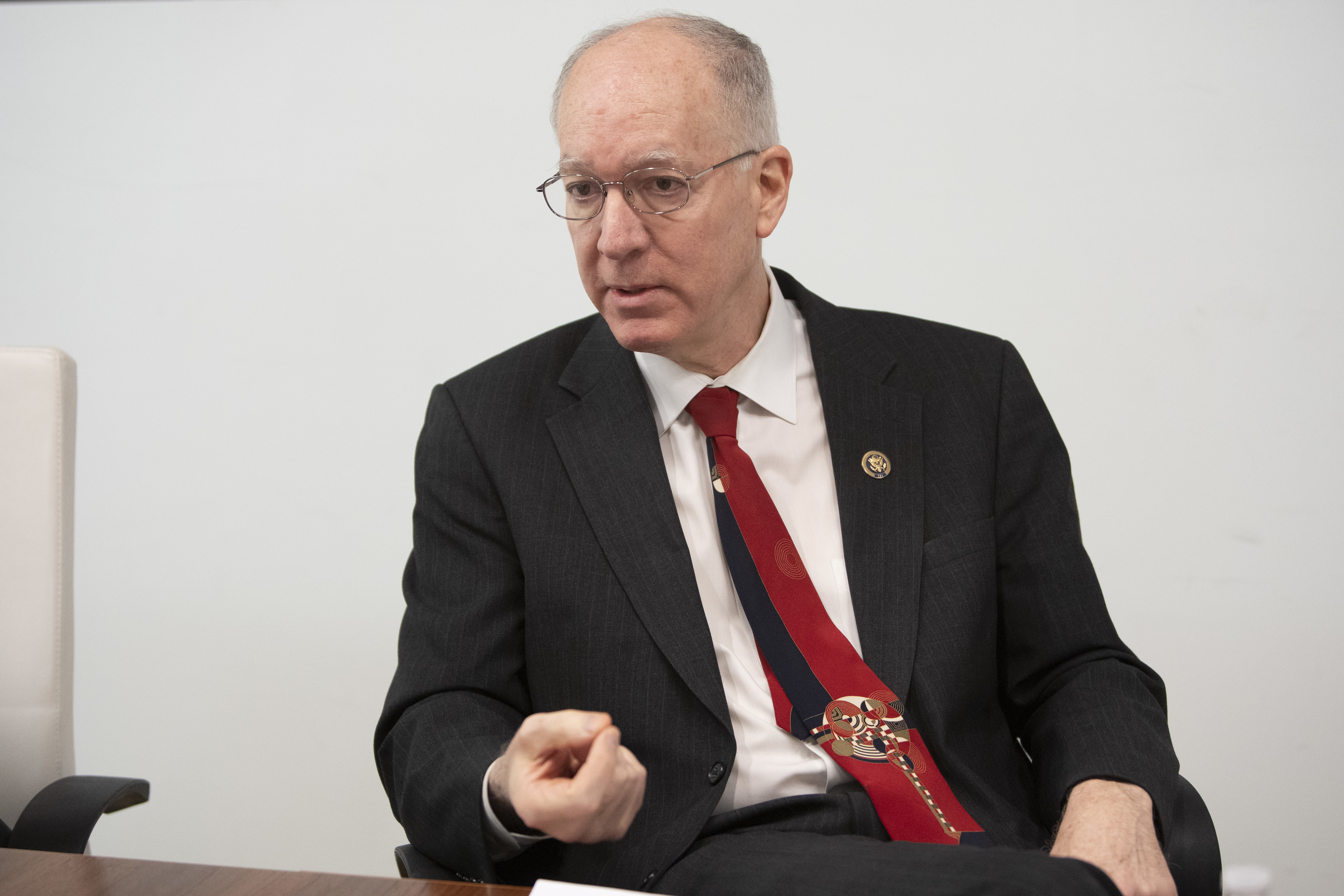 Bill Foster, 11th Congressional District Democratic nominee and incumbent, 2020