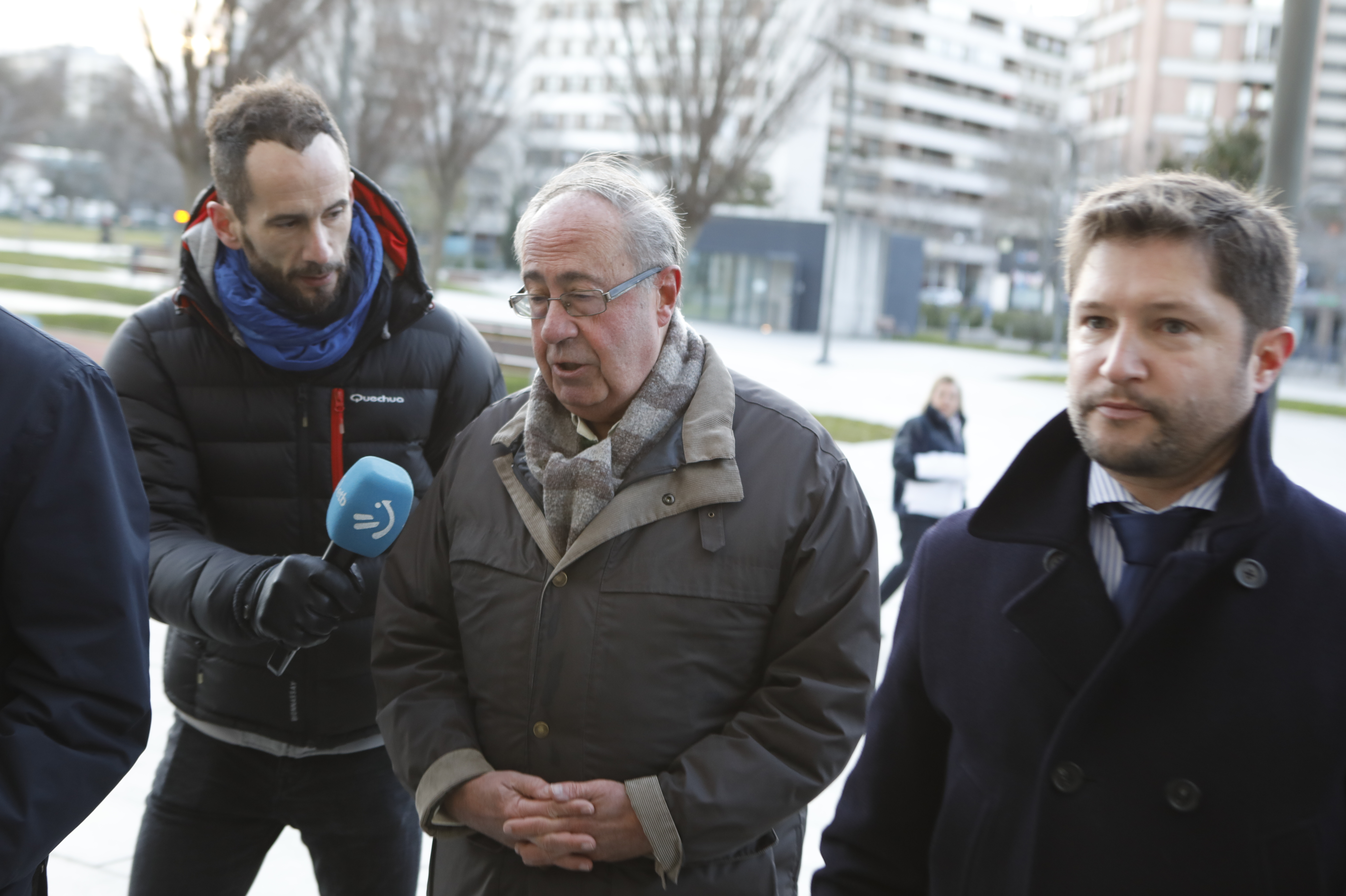 First Day Of The Trial Against Six Former Osasuna Executives And Three Former Betis Players Accused Of Match-fixing