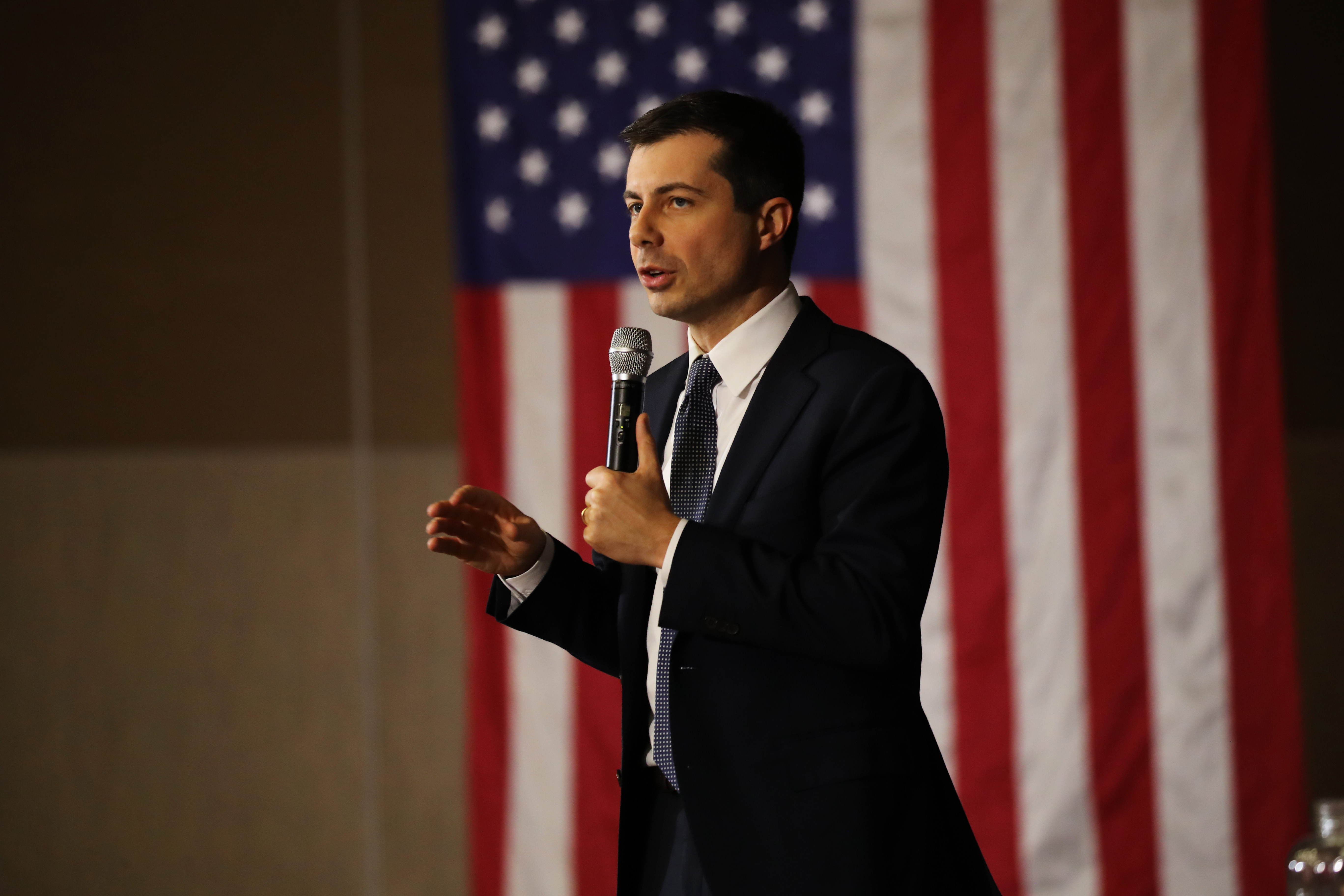 What a stripper pole controversy says about the Buttigieg campaign