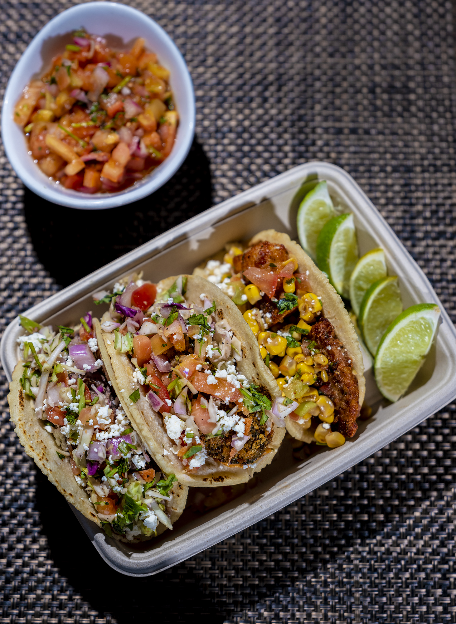 Shaw's Rito Loco Adds Variety With a Colorful New Taco Menu Full of Slow-Cooked Meat