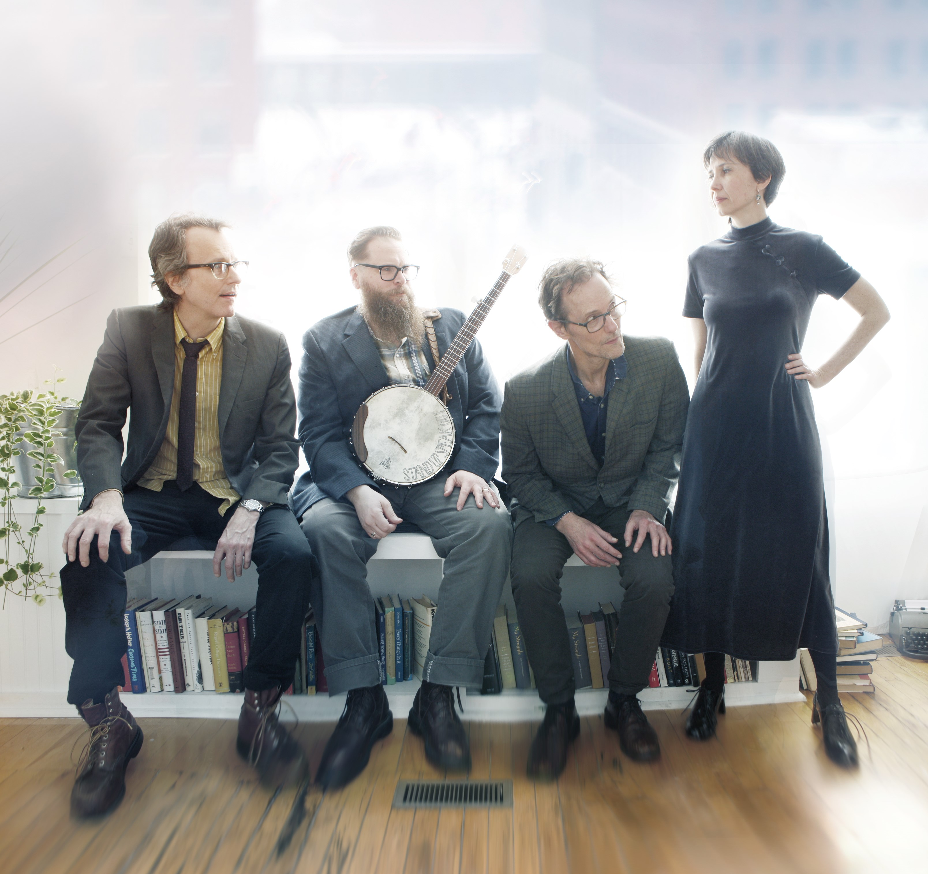 Matt Wilson & His Orchestra headline Space on Jan. 26.   Paul Irmiter
