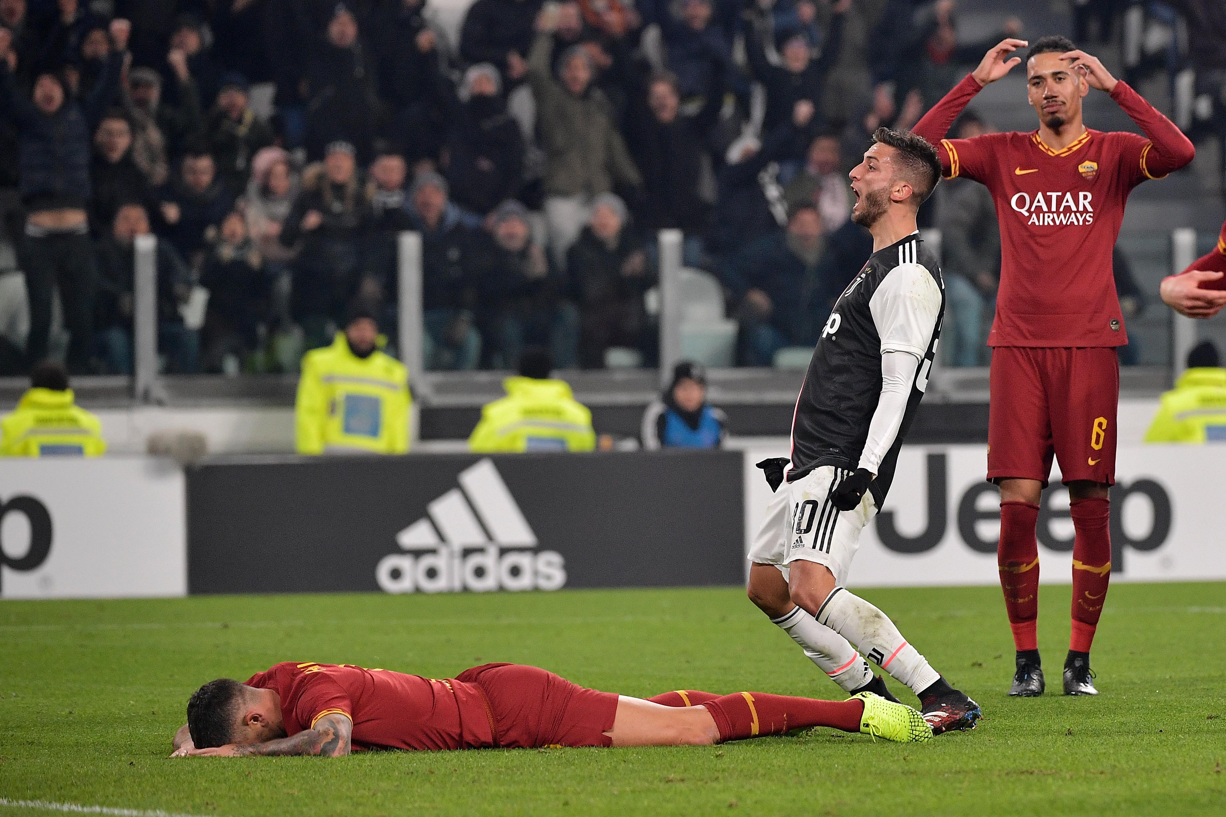 Juventus v AS Roma - Italian Coppa Italia