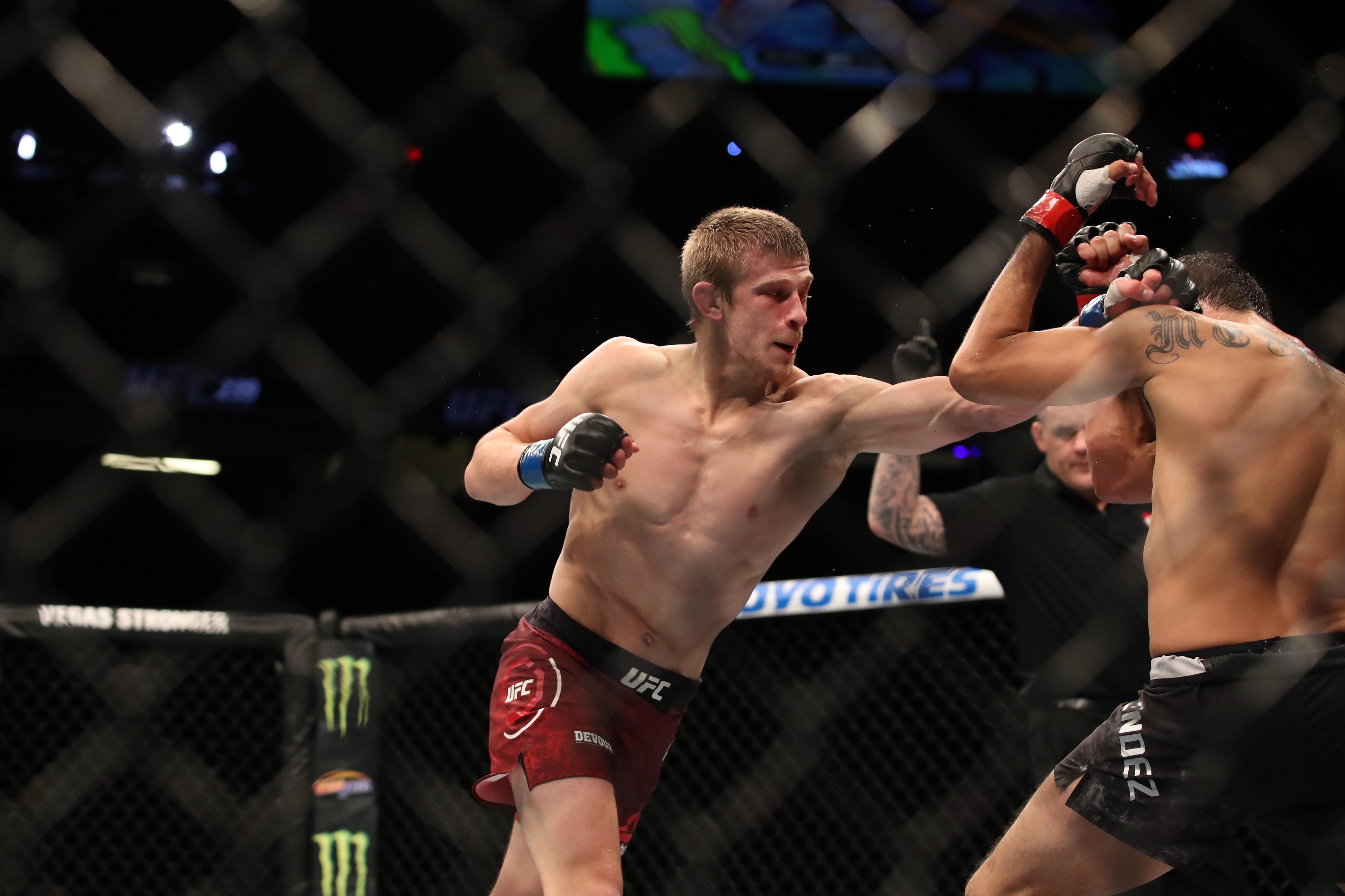 UFC 239: Melendez v Allen